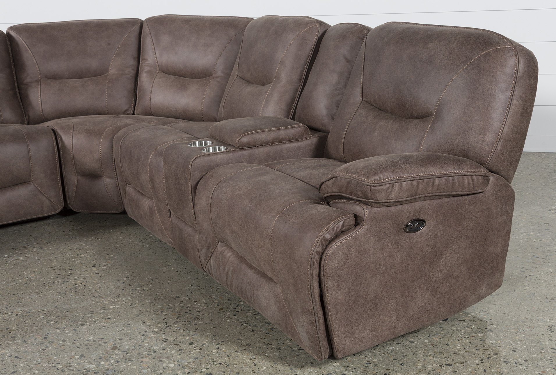 Jackson 6 Piece Power Reclining Sectionals In Favorite Jackson 6 Piece Power Reclining Sectional W/ Sleeper (View 7 of 20)