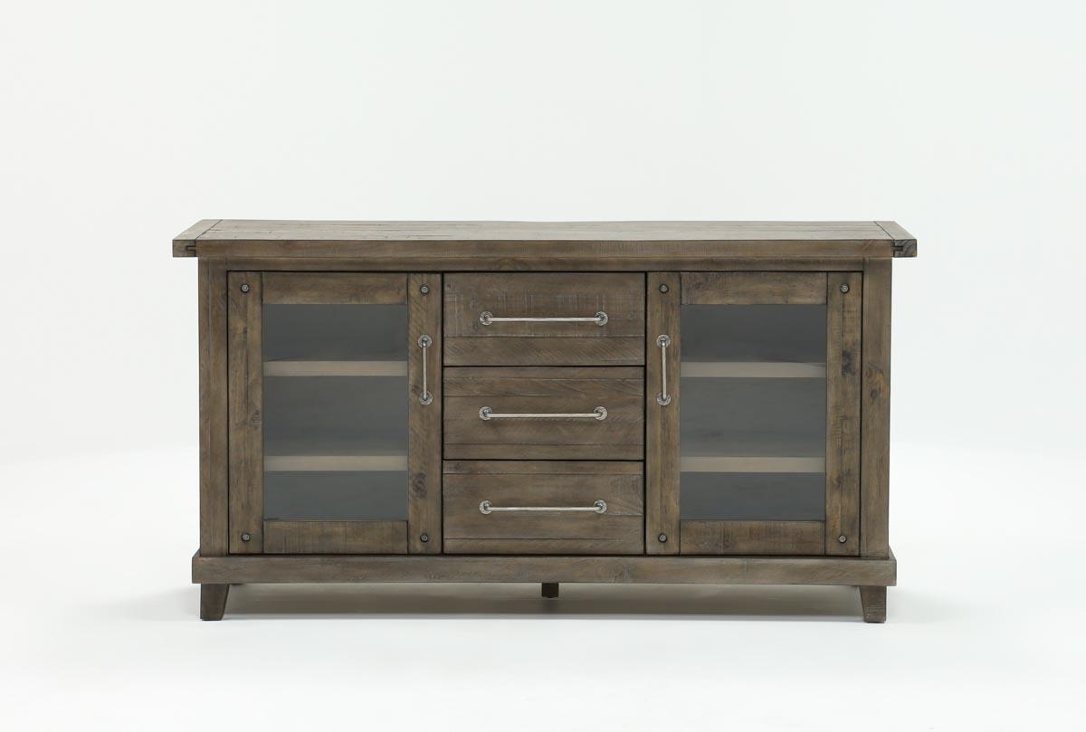 Jaxon Grey Sideboard (Gallery 1 of 20)