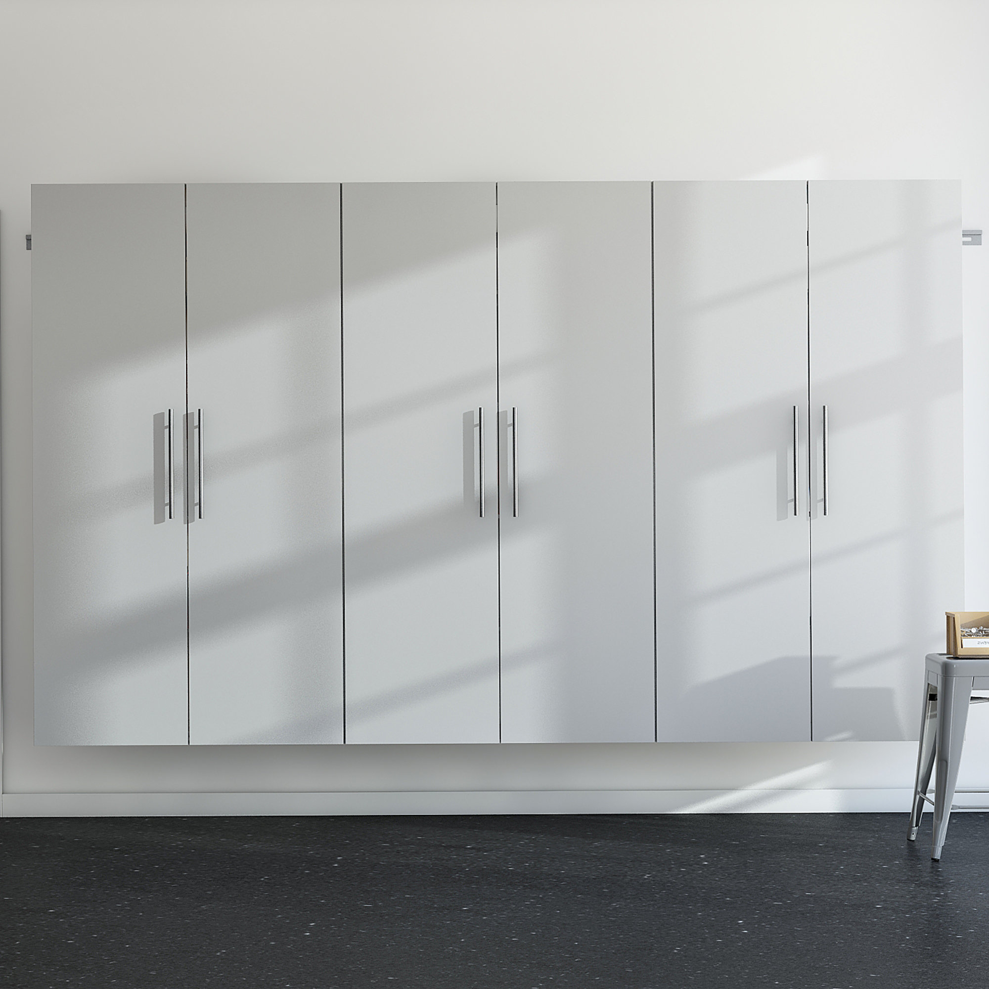 """Jaxon Grey Sideboards Intended For Well Known Wayfair Basics™ Wayfair Basics 72""""h X 108""""w X 20""""d Storage Cabinet (View 9 of 20)"""