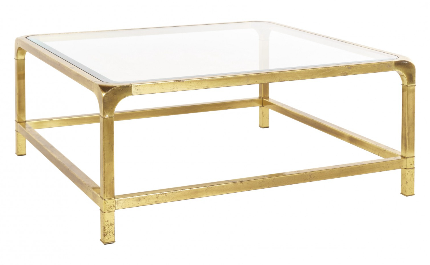 Jayson Home Pertaining To Antique Brass Coffee Tables (View 11 of 20)