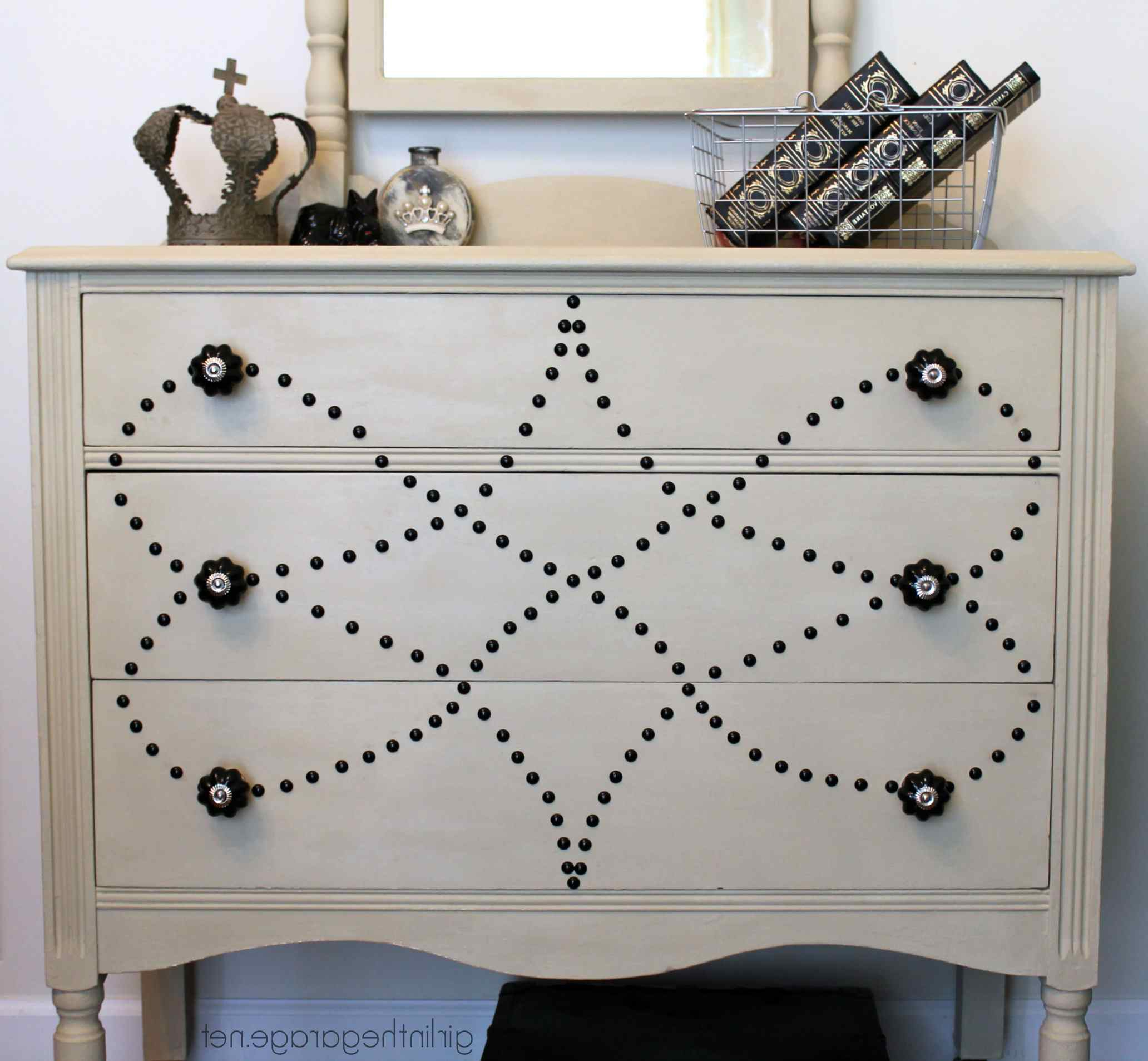 Jigsaw Refinement Sideboards For Current 25 Ways To Upcycle Your Dresser (Gallery 6 of 20)