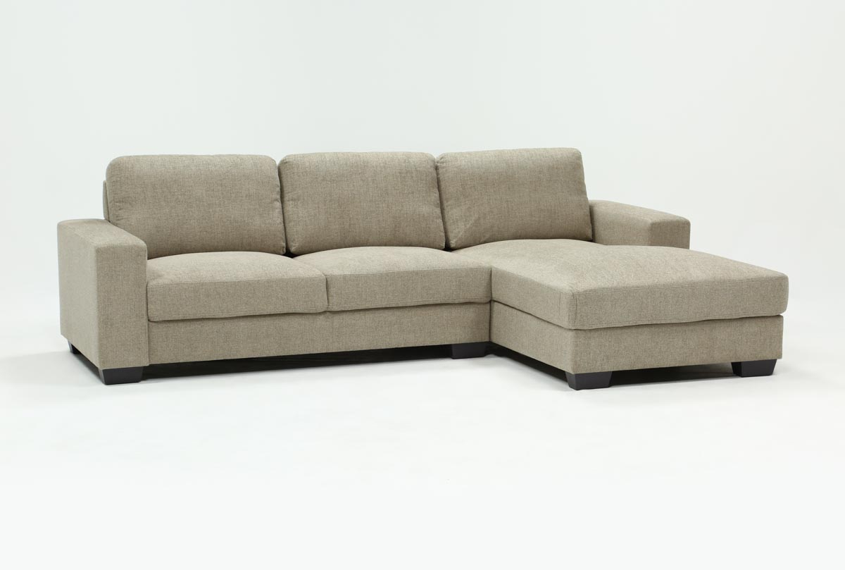 Jobs Oat 2 Piece Sectional With Left Facing Chaise (Gallery 2 of 20)