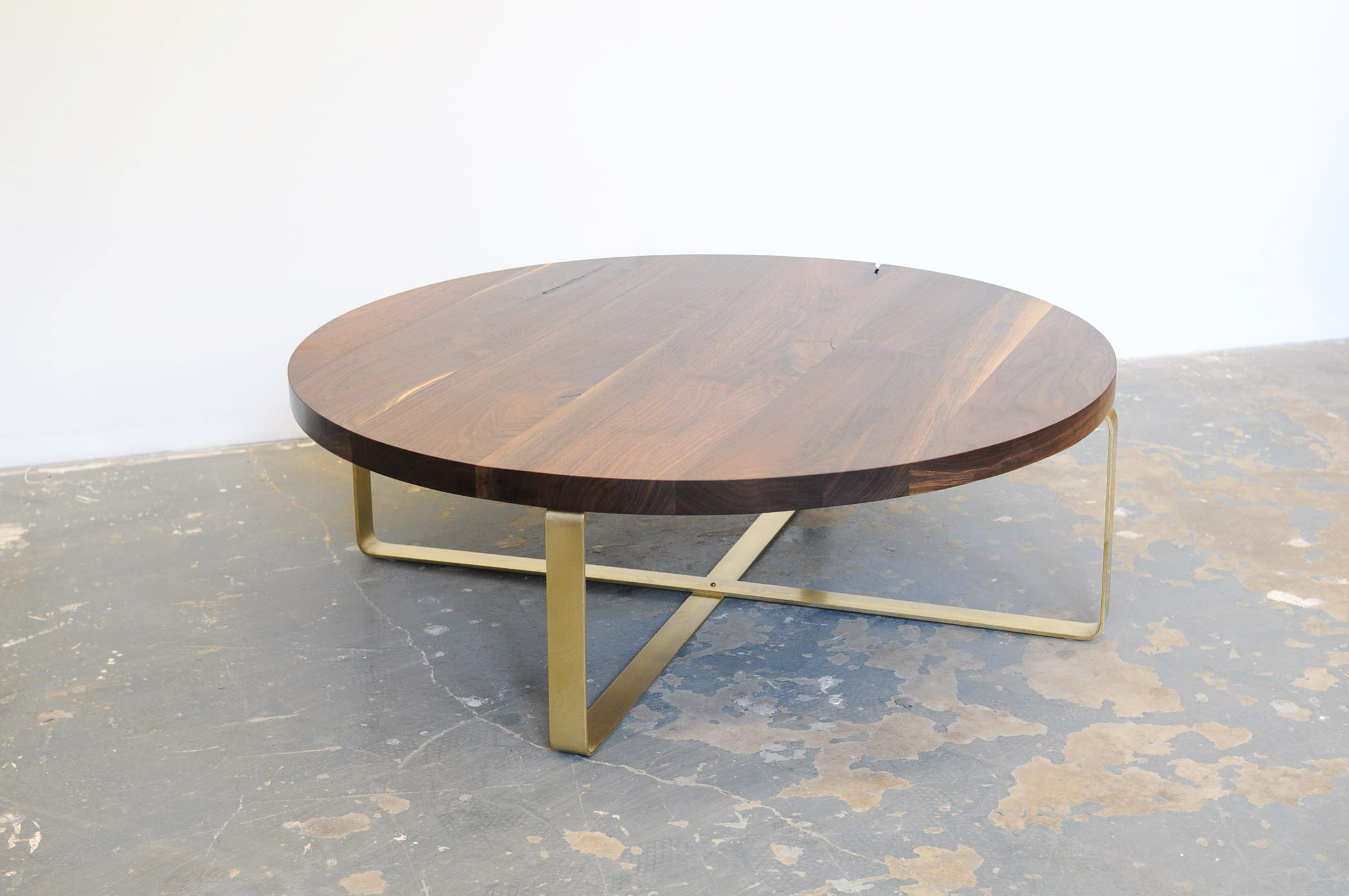 Joni Brass And Wood Coffee Tables Regarding Most Current Brass And Wood Coffee Table Brass And Wood Coffee Table (View 9 of 20)
