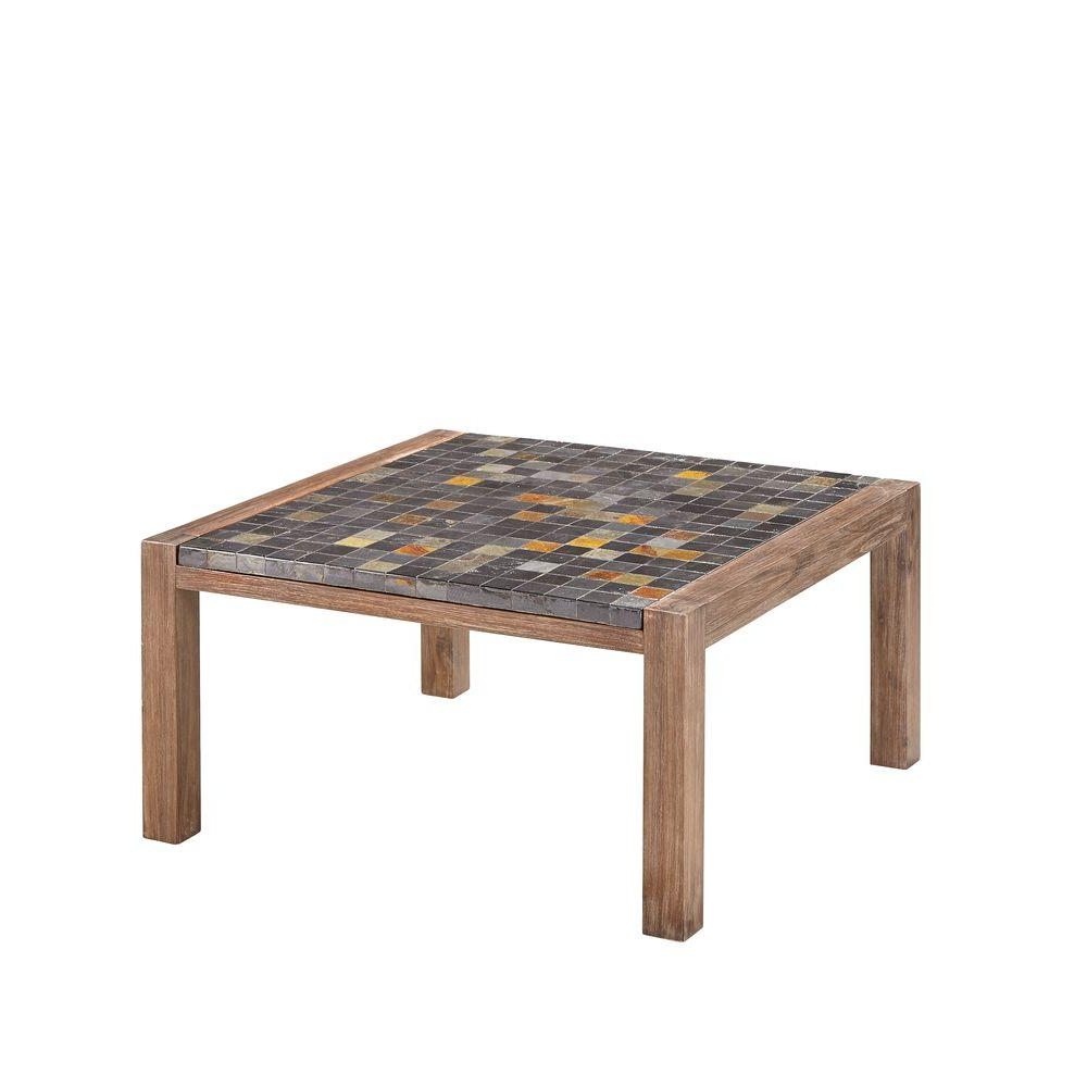 Jordan Cocktail Tables Within Famous Brown Jordan – Outdoor Coffee Tables – Patio Tables – The Home Depot (View 18 of 20)
