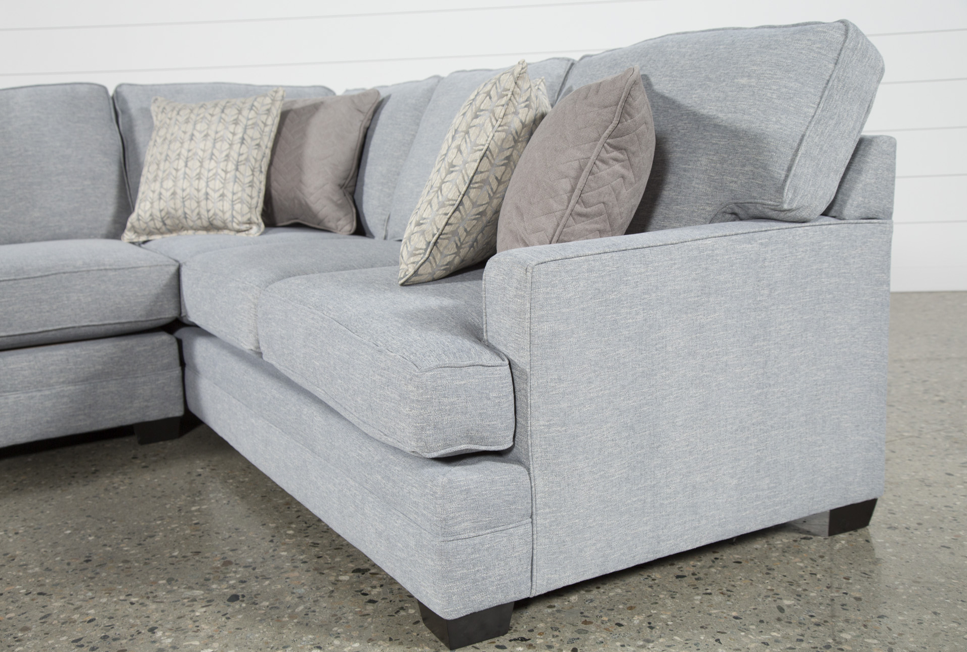 Josephine 2 Piece Sectionals With Laf Sofa Intended For Most Recent Josephine 2 Piece Sectional W/raf Sofa (Gallery 3 of 20)
