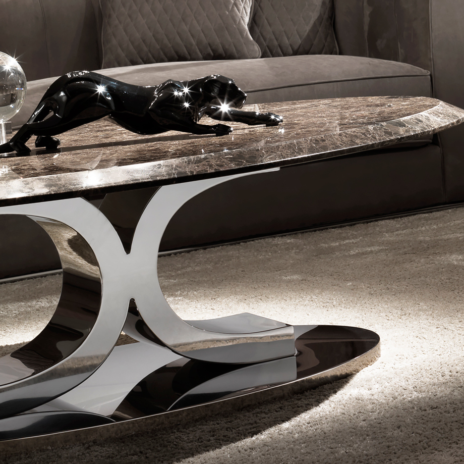 Juliettes Intended For Marble Coffee Tables (Gallery 7 of 20)