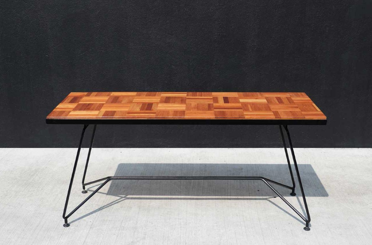 Kedai Bikin Inside Parquet Coffee Tables (Gallery 12 of 20)