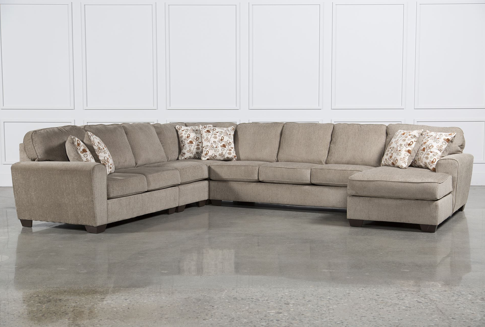 Kerri 2 Piece Sectionals With Laf Chaise Intended For Latest Ideas Of Laf Chaise On Kerri 2 Piece Sectional W Laf Chaise Living (View 5 of 20)