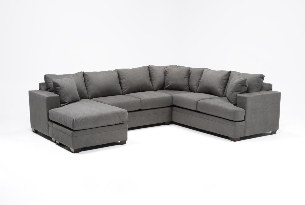 Kerri 2 Piece Sectionals With Laf Chaise Pertaining To Latest Kerri 2 Piece Sectional W/raf Chaise (View 1 of 20)