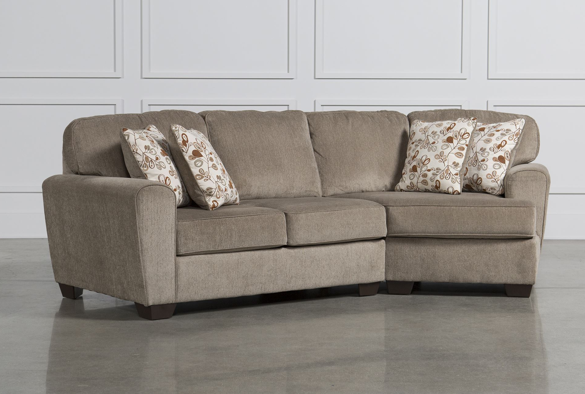 Kerri 2 Piece Sectionals With Raf Chaise With Regard To Current Awesome Collection Of 2 Piece Chaise Sectional In Kerri 2 Piece (View 10 of 20)