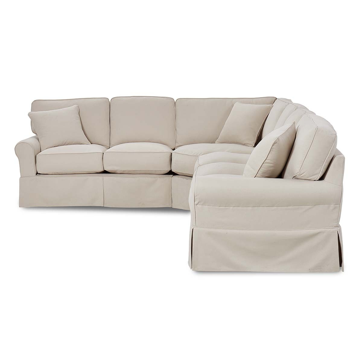 Knightsbridge Sectional Intended For 2019 Turdur 3 Piece Sectionals With Laf Loveseat (View 5 of 20)