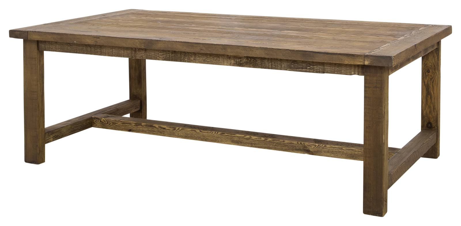 Landon Recycled Pine Coffee Table, Natural – Coffee Tables Regarding 2018 Natural Pine Coffee Tables (View 3 of 20)