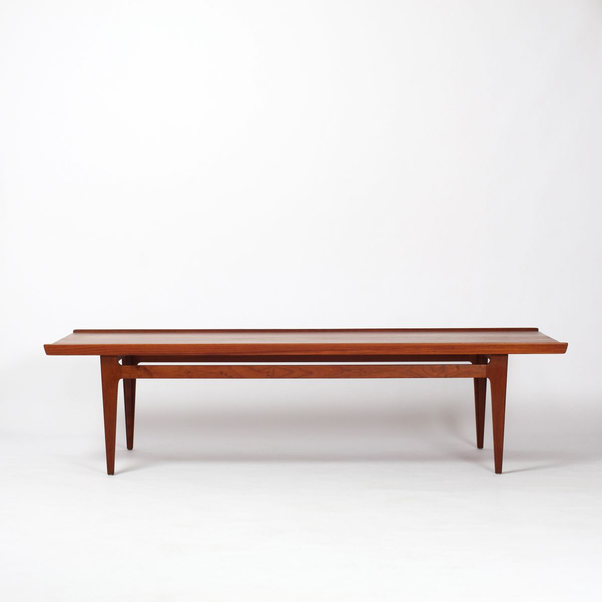 Large Teak Coffee Tables With Well Known Large Teak Coffee Tablefinn Juhl For France & Daverkosen, 1950s (View 2 of 20)