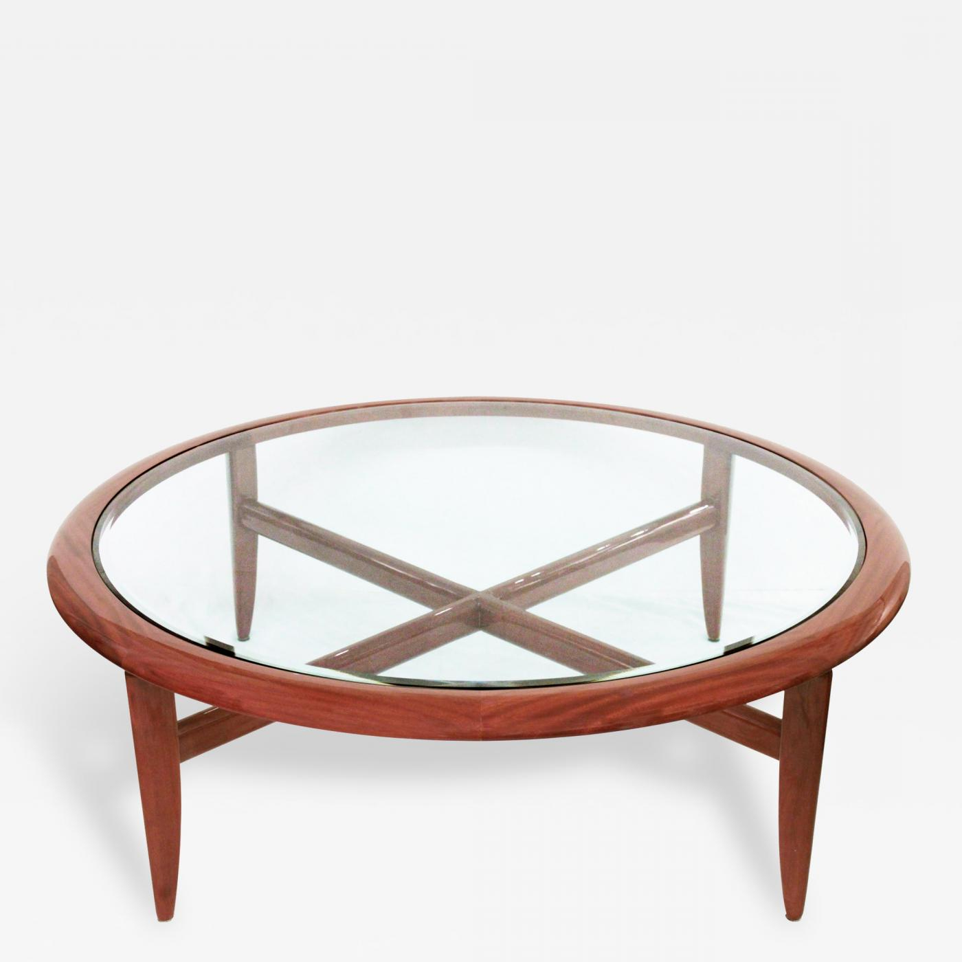 Latest Adam Coffee Tables Within Adam Tihany – Mahogany Coffee Tableadam Tihany For Pace Collection (View 11 of 20)