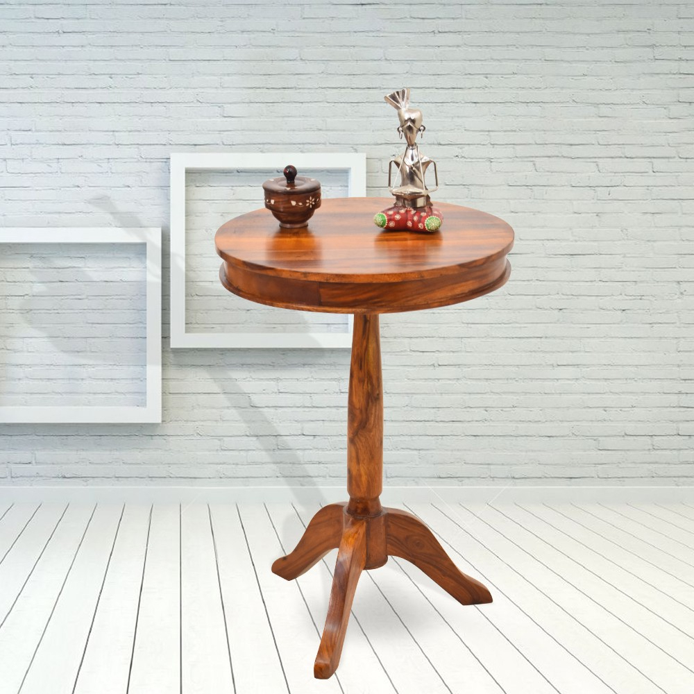 Latest Adolph Tall Round Peg Table Pertaining To Naveen Coffee Tables (View 5 of 20)