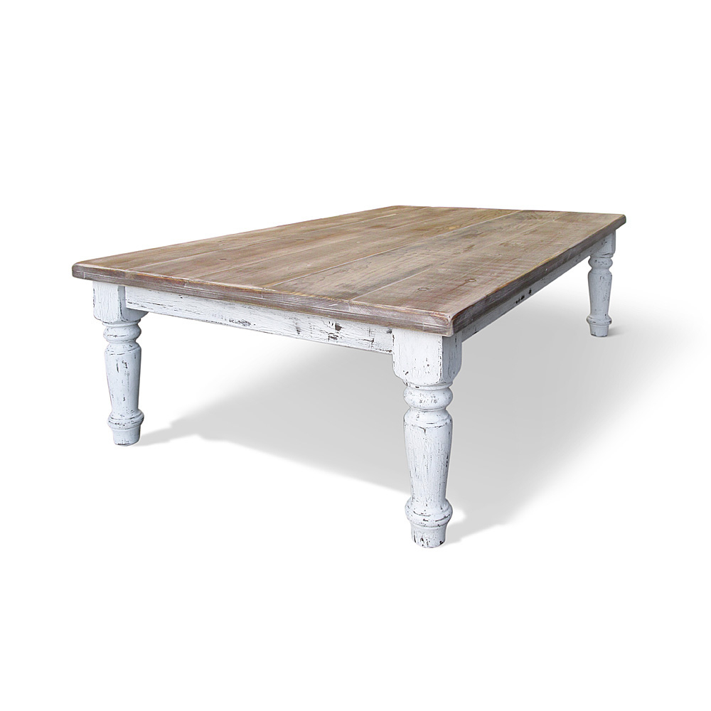 Latest Mill Coffee Tables With Regard To Charleston Coffee Table – Vintage Mill Werks Wooden Furniture (View 7 of 20)
