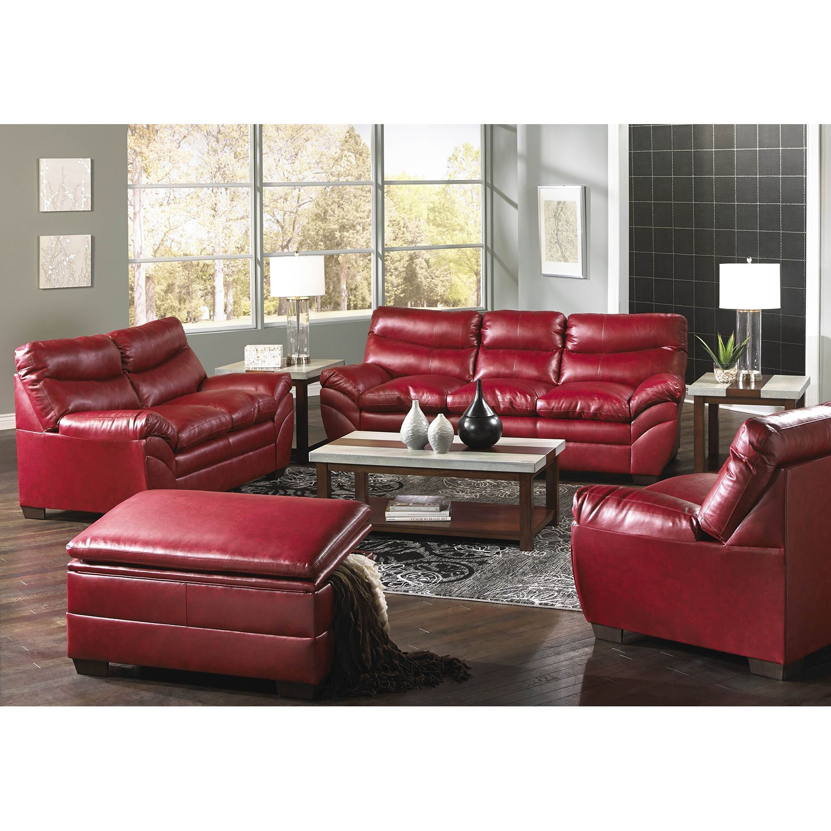 Latest Tenny Cognac 2 Piece Left Facing Chaise Sectionals With 2 Headrest Pertaining To Add Bold Elegance To Your Home With This Gorgeous Love Seat (View 15 of 20)