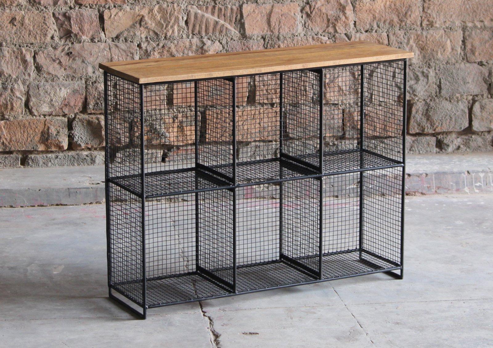 Layla Cube 6 Shelf Storage Unit (Gallery 15 of 20)