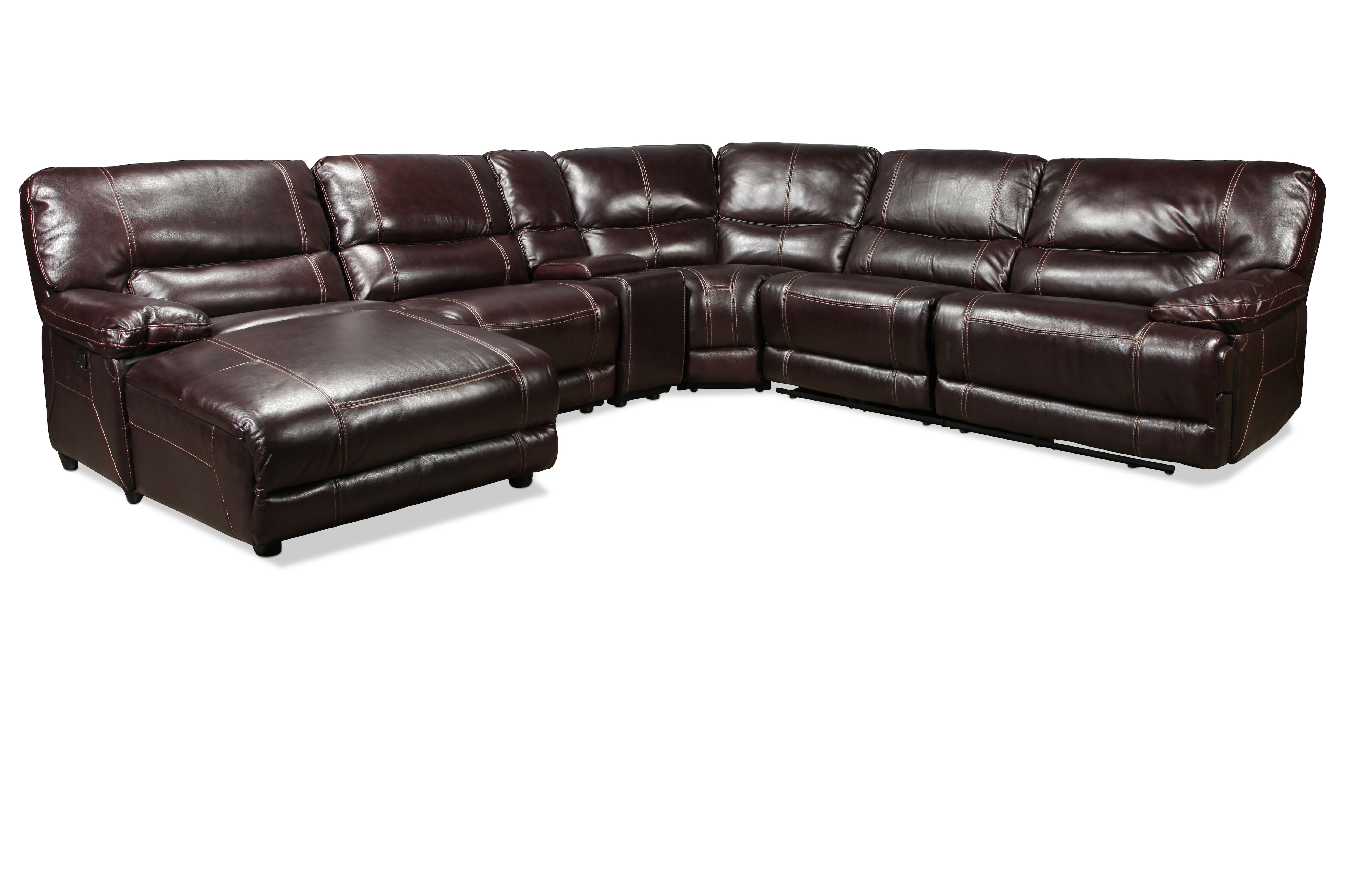 Levin Furniture In Josephine 2 Piece Sectionals With Raf Sofa (View 12 of 20)