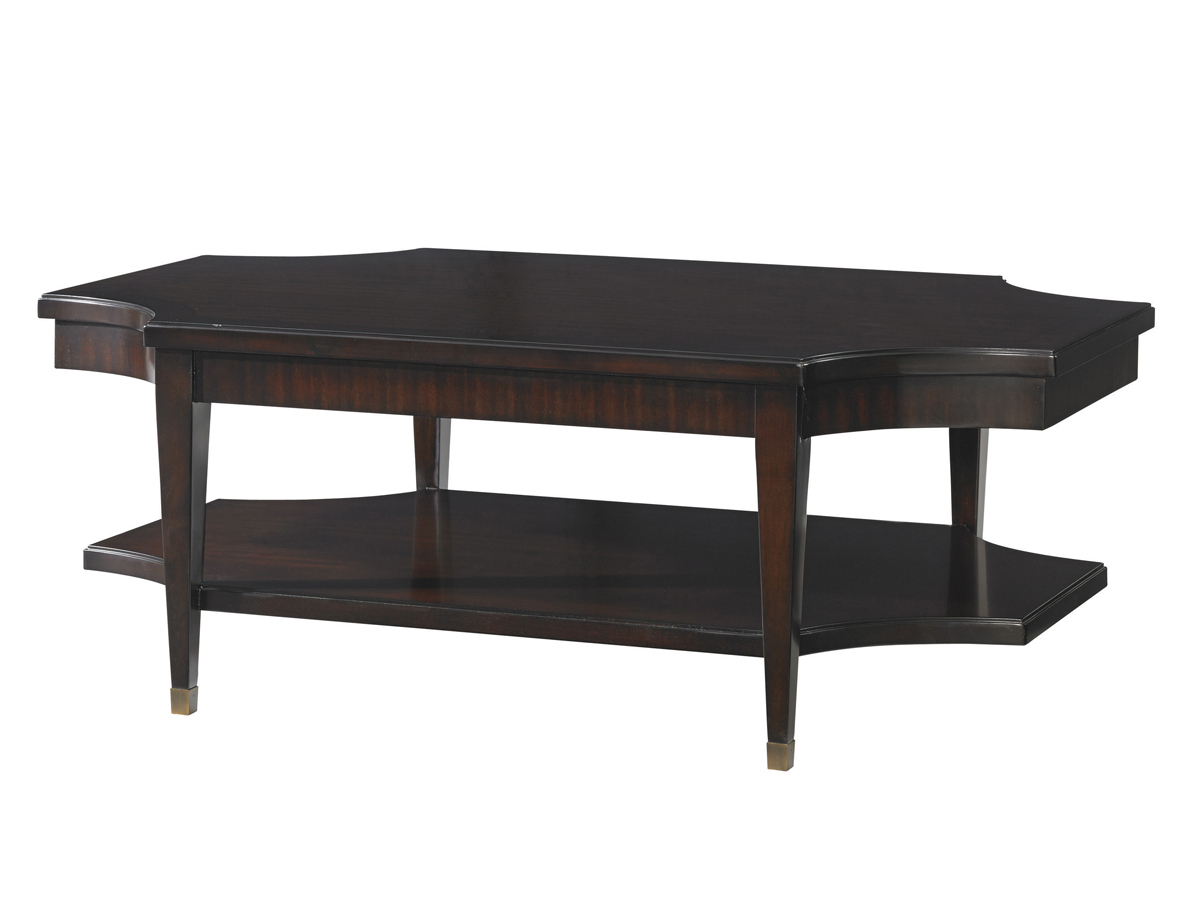 Lexington Within 2018 Element Ivory Rectangular Coffee Tables (View 17 of 20)