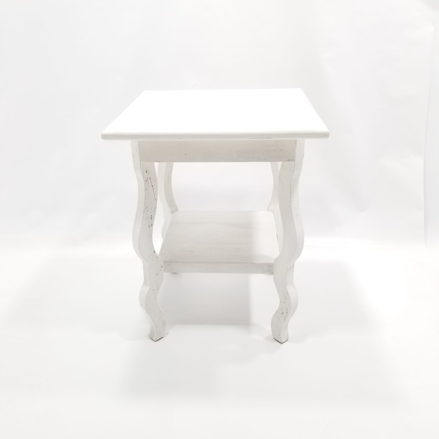 Limewash Coffee Tables Pertaining To Most Up To Date Lime Wash Side Table (View 12 of 20)