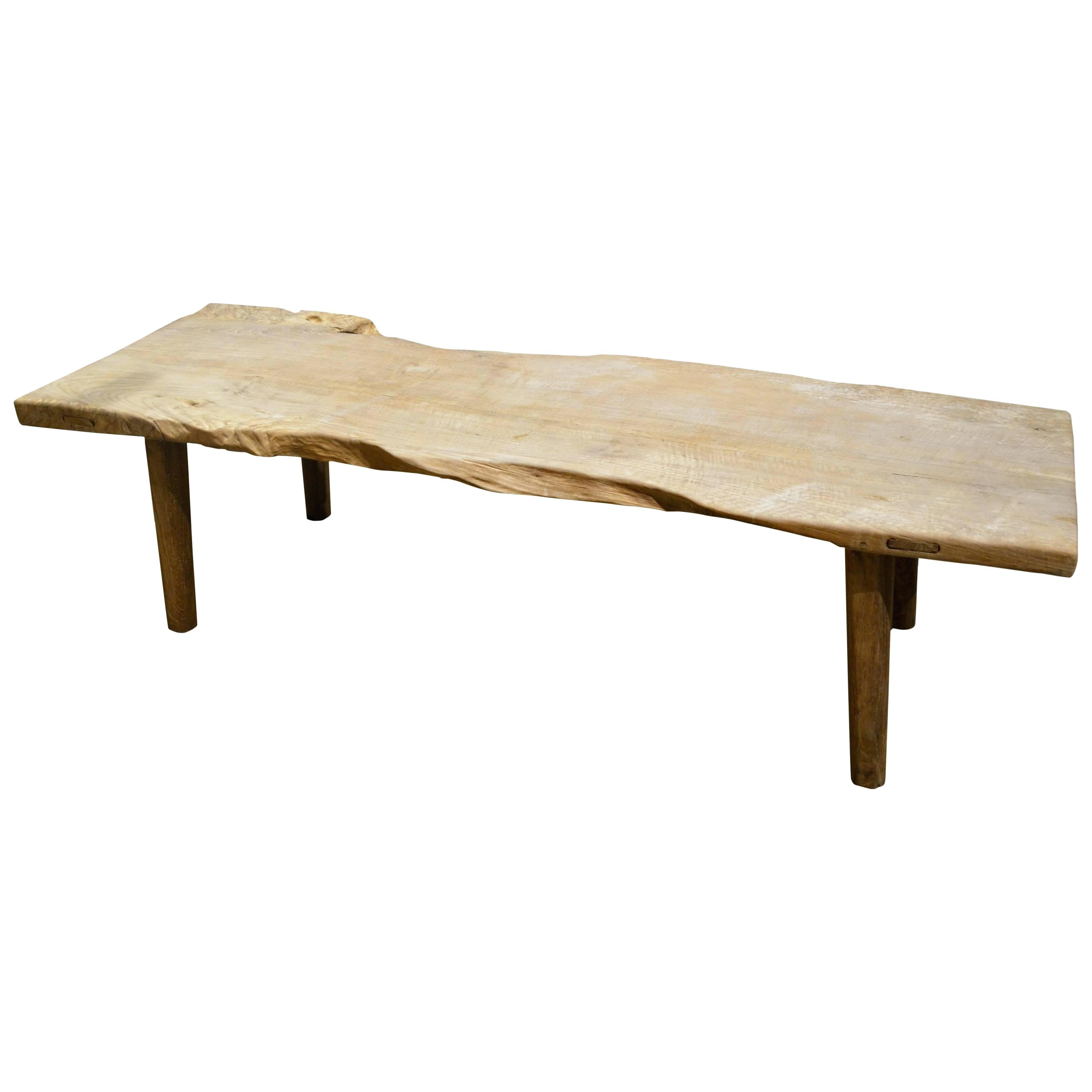 Live Edge Teak Coffee Tables Pertaining To Famous Teak Benches For Sale Live Edge Teak Wood Coffee Table Or Bench For (View 12 of 20)