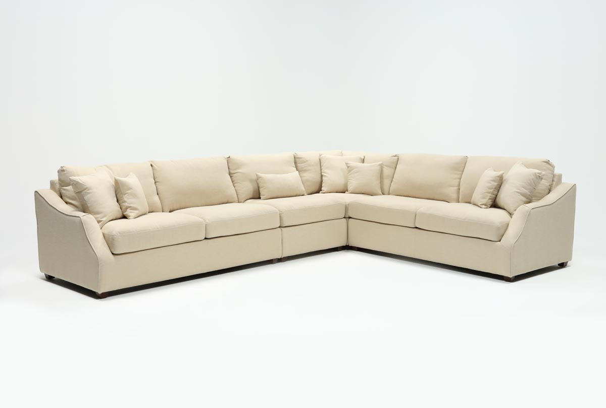 Living Intended For Magnolia Home Homestead 4 Piece Sectionals By Joanna Gaines (View 5 of 20)