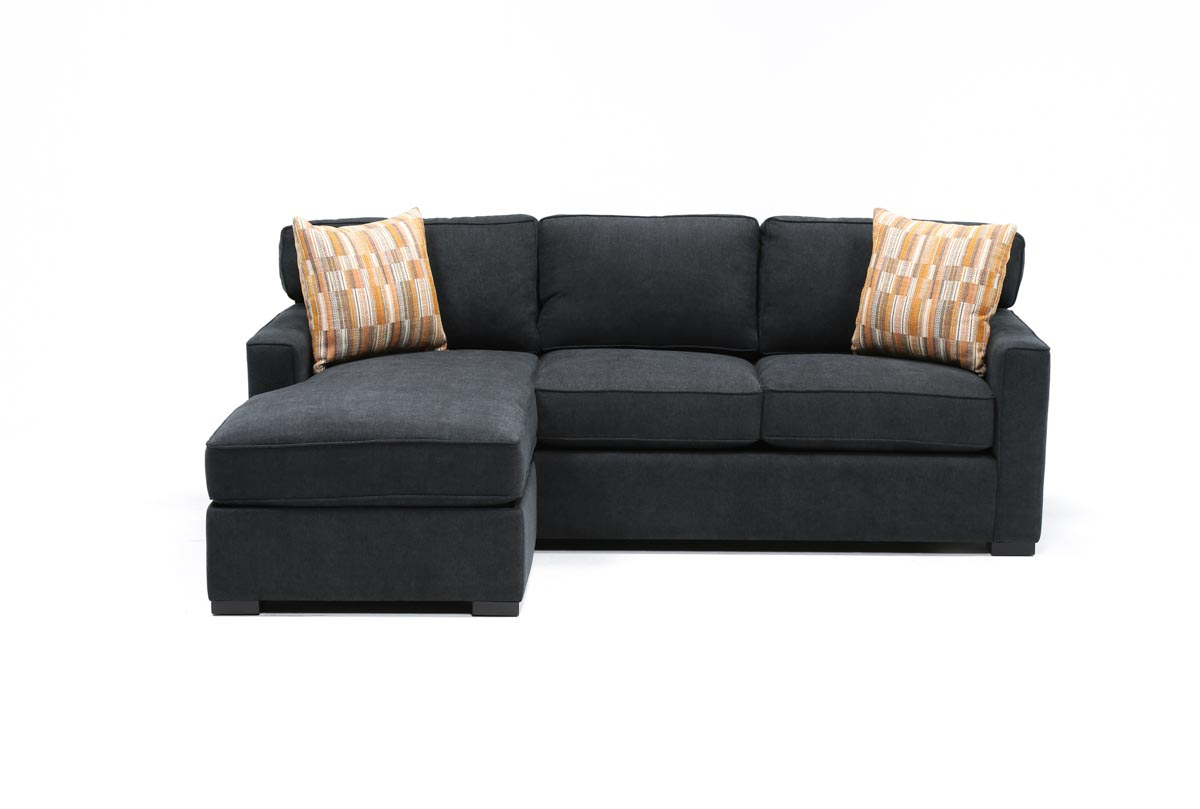 Featured Photo of Taren Reversible Sofa/chaise Sleeper Sectionals With Storage Ottoman