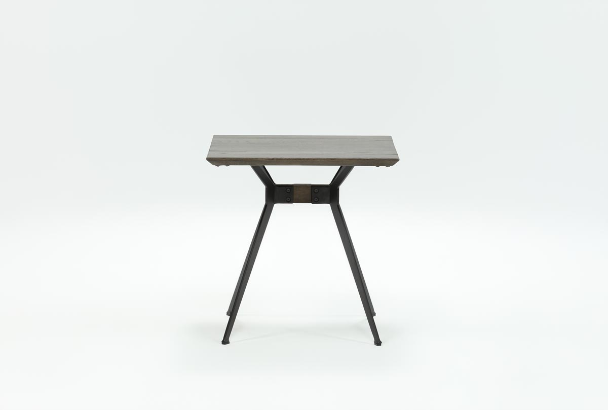 Living Spaces Inside Weaver Dark Rectangle Cocktail Tables (View 10 of 20)