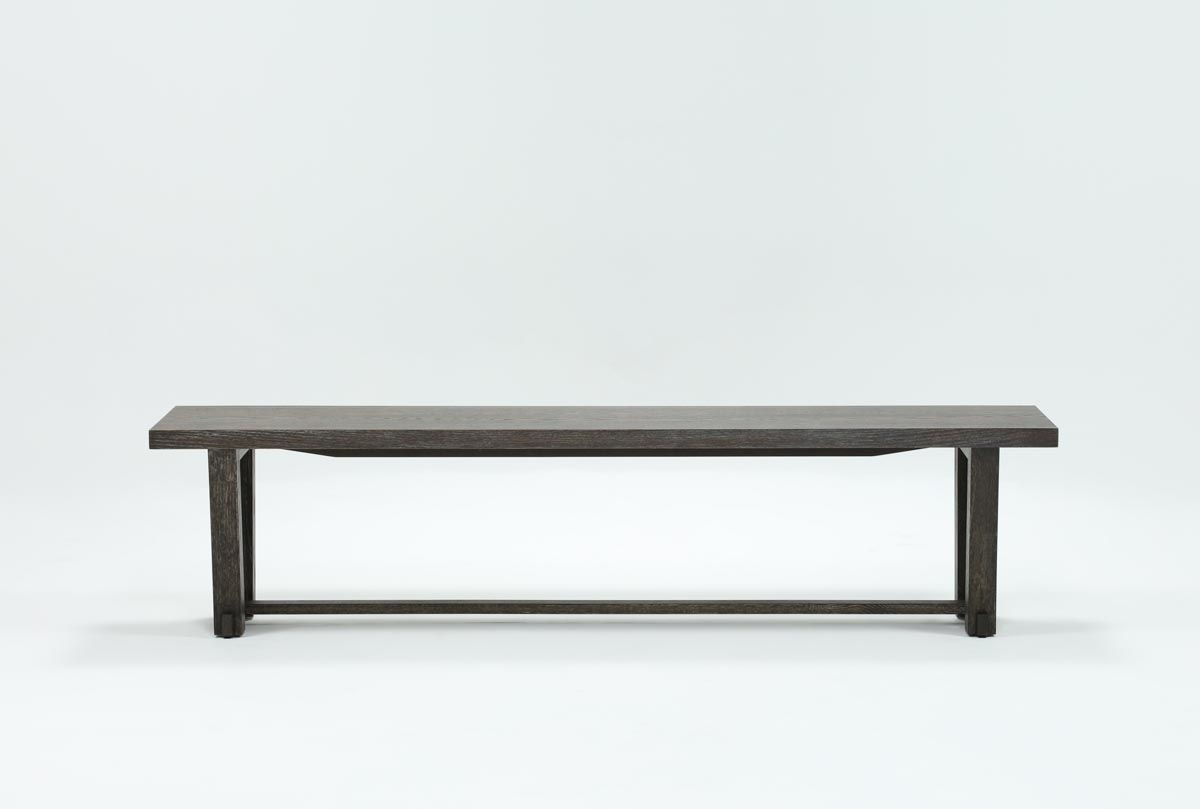Living Spaces Within Preferred Bale Rustic Grey Round Cocktail Tables With Storage (Gallery 2 of 20)