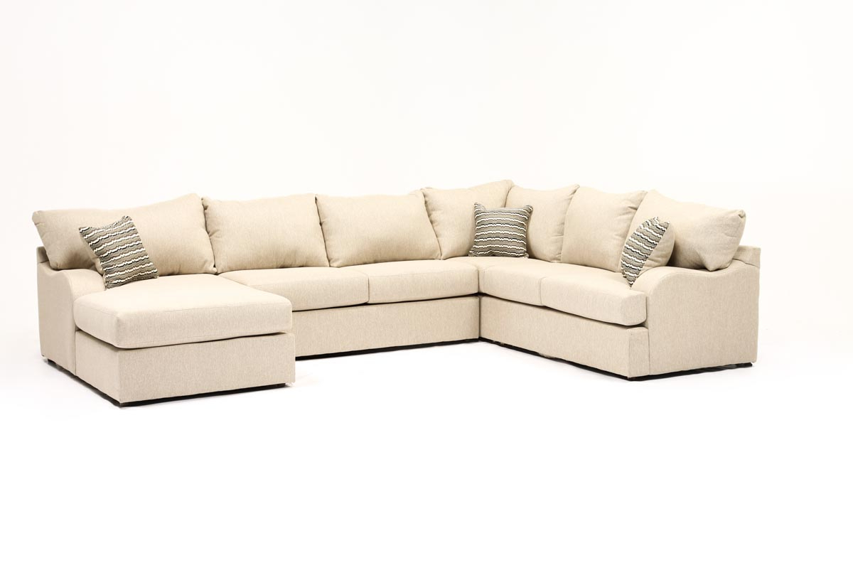 Featured Photo of Meyer 3 Piece Sectionals With Raf Chaise