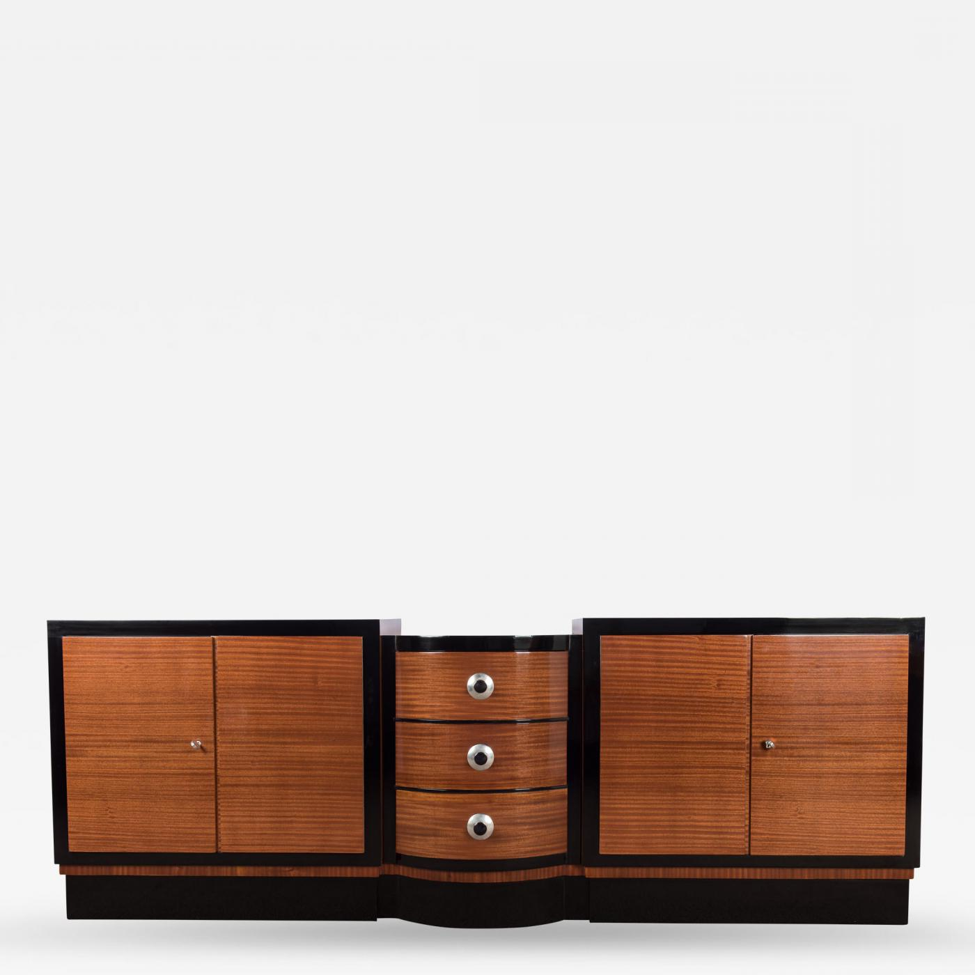 Lockwood Sideboards In Current Fins De Siecles Et Plus Gallery Brussels (View 10 of 20)