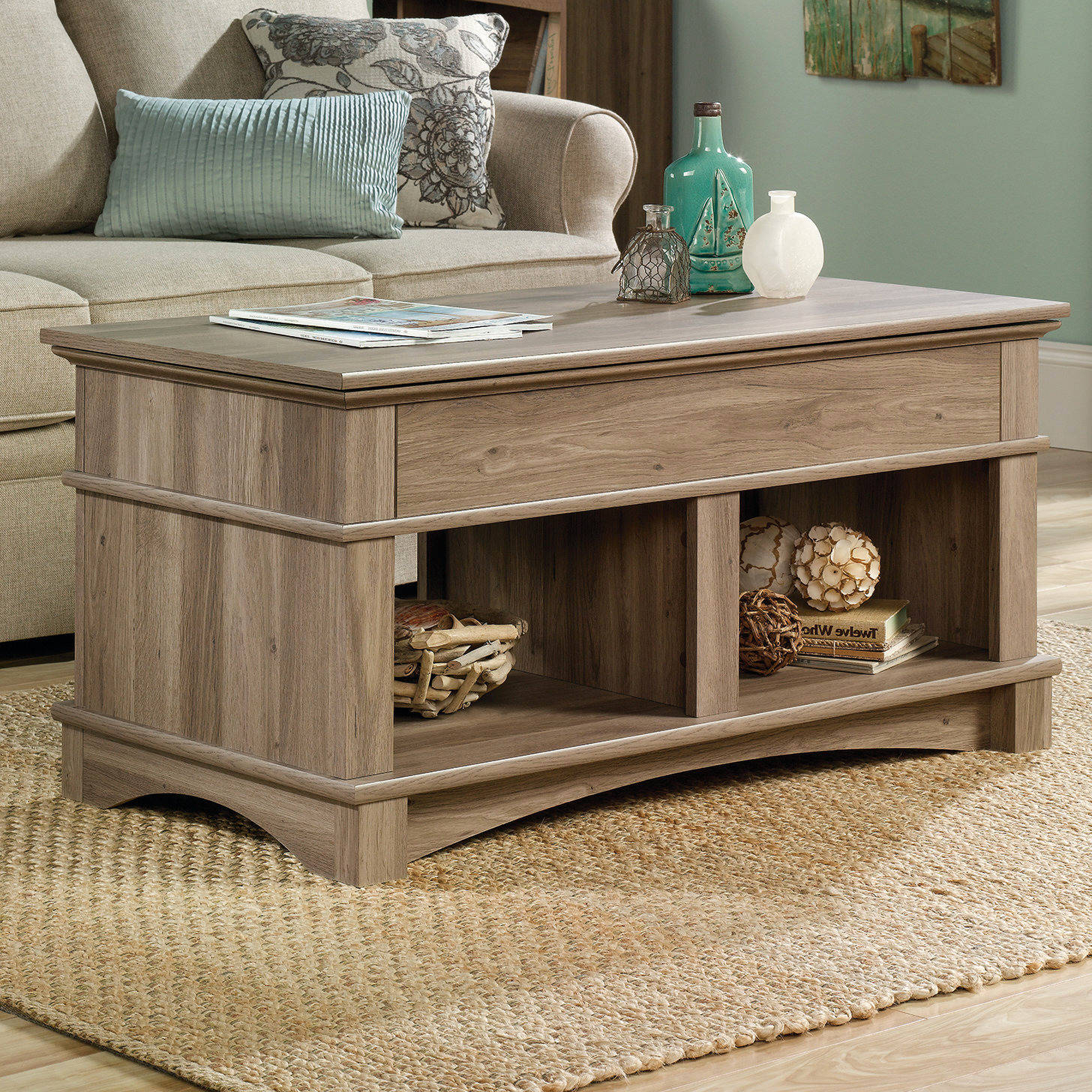 Logan Lift Top Coffee Table New Coffee Table Logan Oak Lift Top With Regard To Most Popular Logan Cocktail Tables (View 8 of 20)