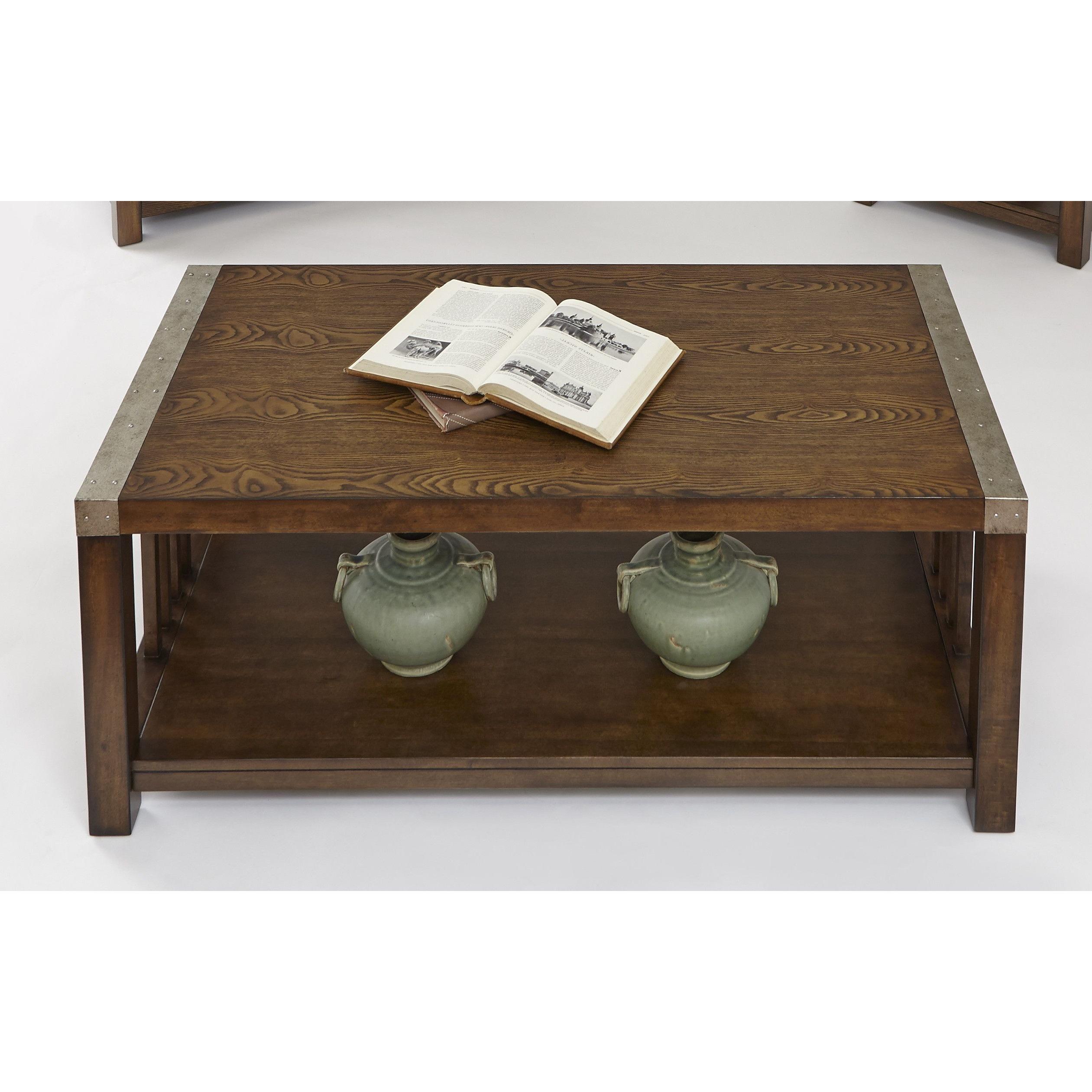 Loon Peak Creede Coffee Table (View 17 of 20)