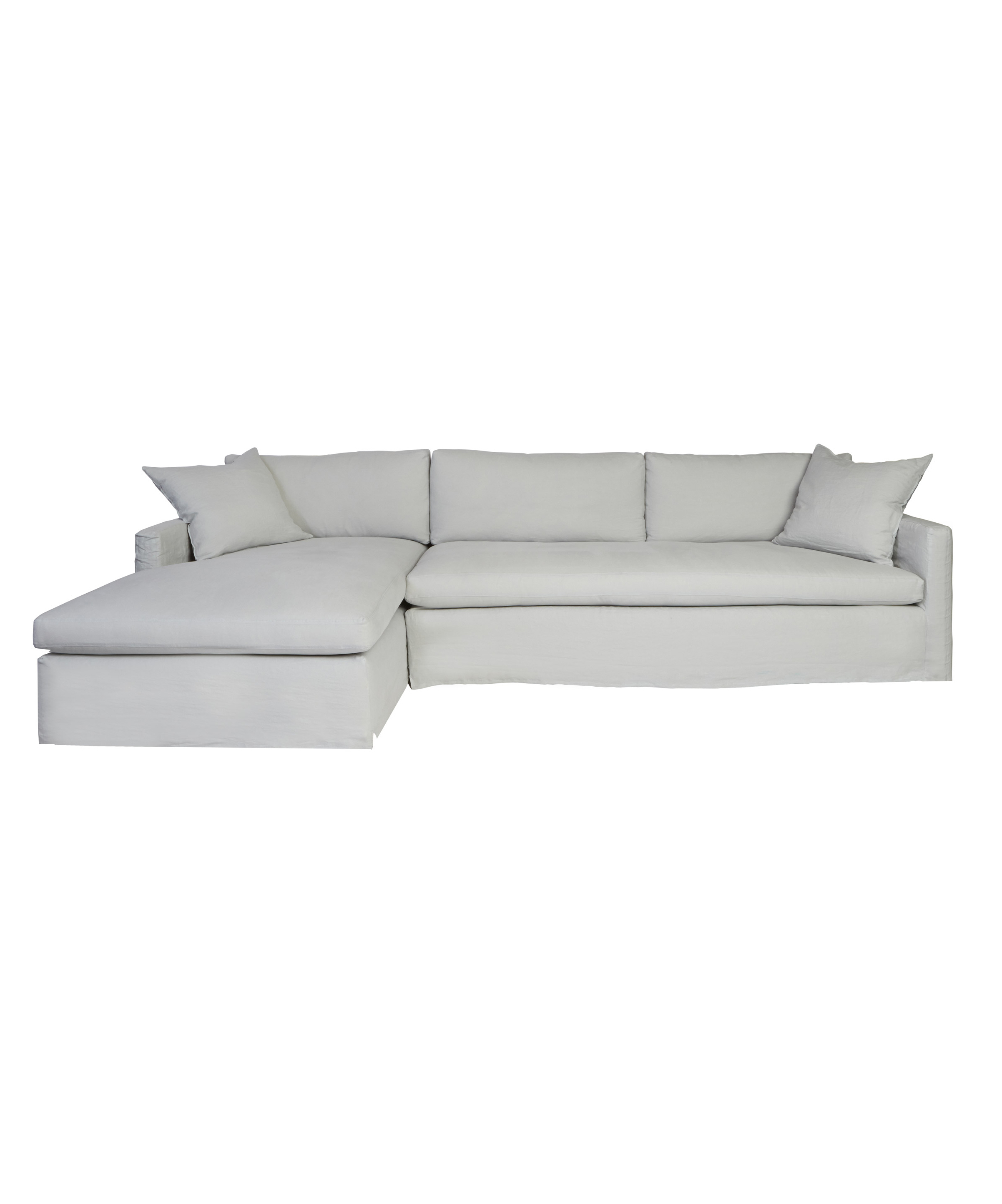 Louis 2 Piece Sectional (Gallery 11 of 20)