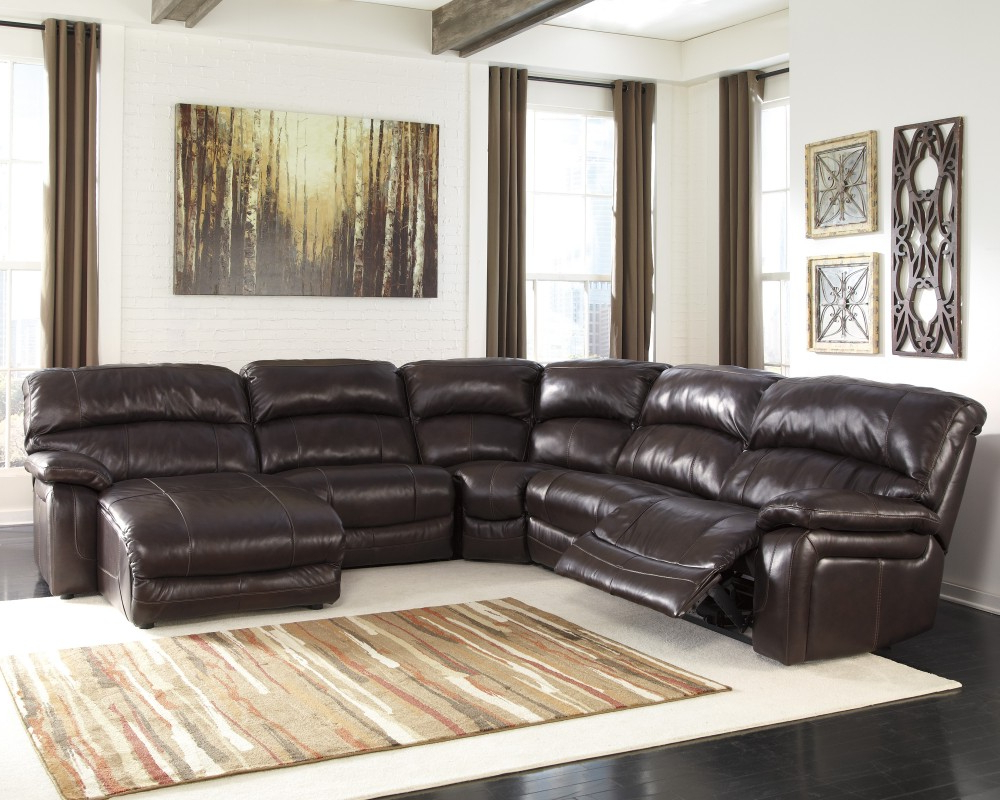 Lucy Dark Grey 2 Piece Sectionals With Laf Chaise With Favorite Damacio – Dark Brown – 6 Pc (View 19 of 20)