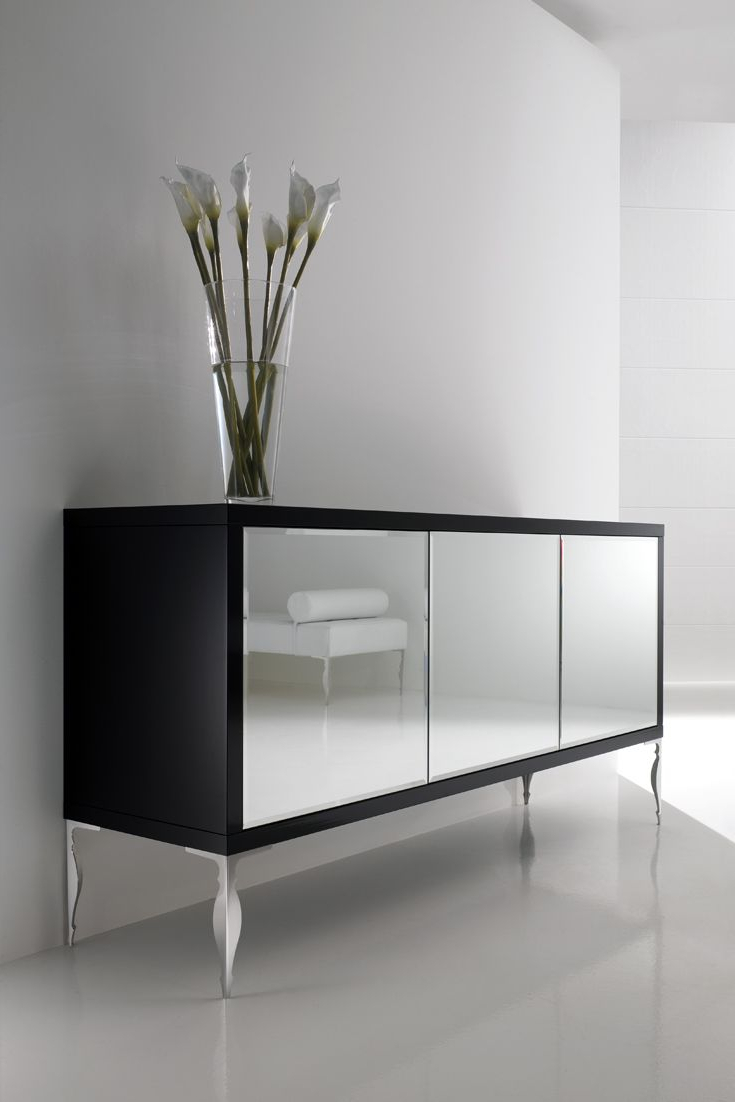 Luxury Mirrored Sideboard (View 11 of 20)