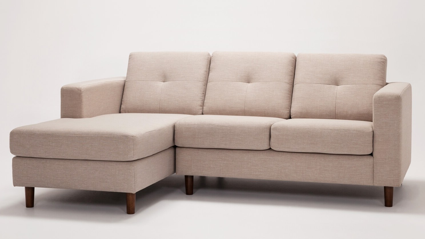 Magnificent 30129 Sl Sc 2 Sectionals Solo Sectional Key Largo Almond Throughout 2018 Mcculla Sofa Sectionals With Reversible Chaise (View 19 of 20)