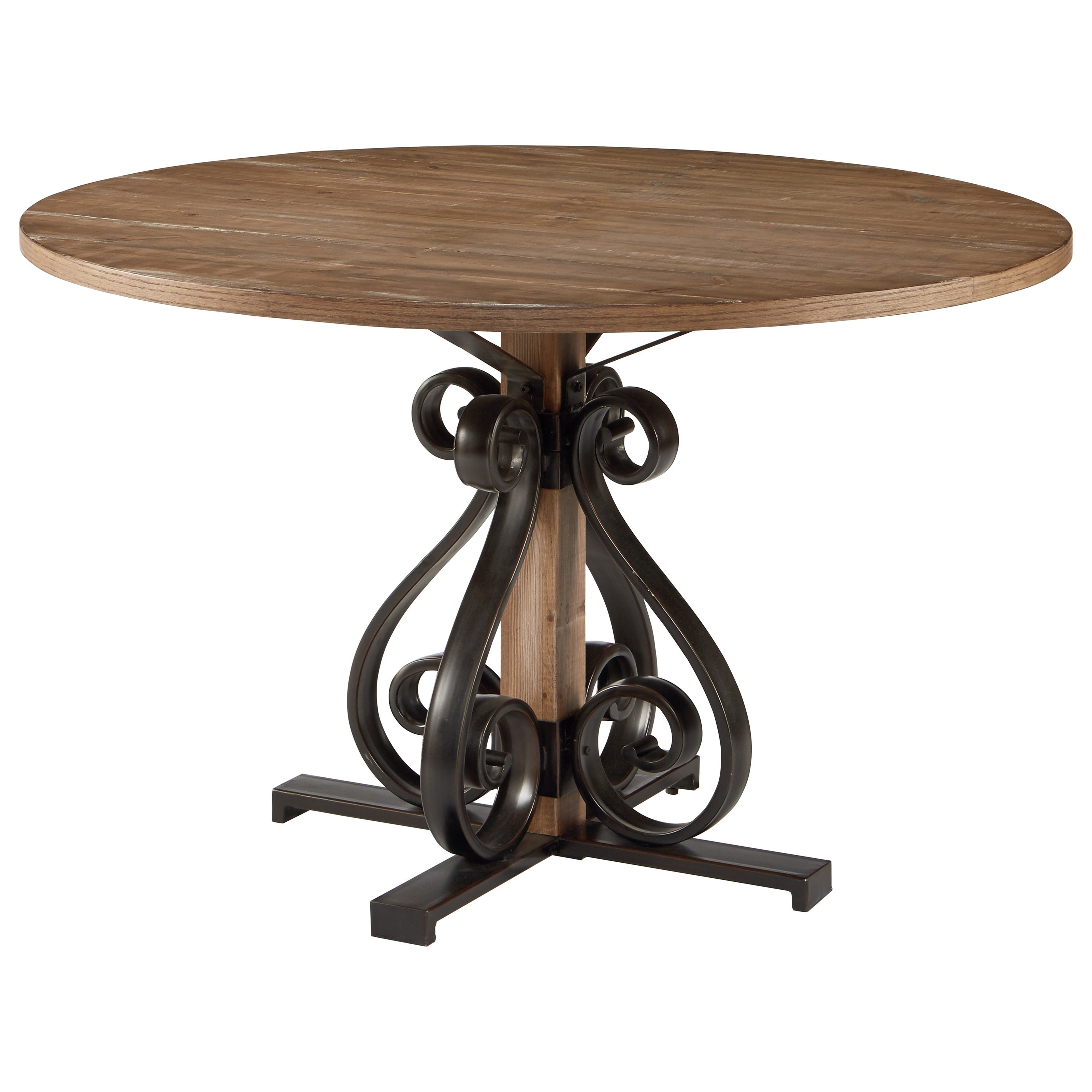 Magnolia Home Ellipse Cocktail Tables By Joanna Gaines In Best And Newest Magnolia Homejoanna Gaines French Insipired 3010601S Round (View 8 of 20)