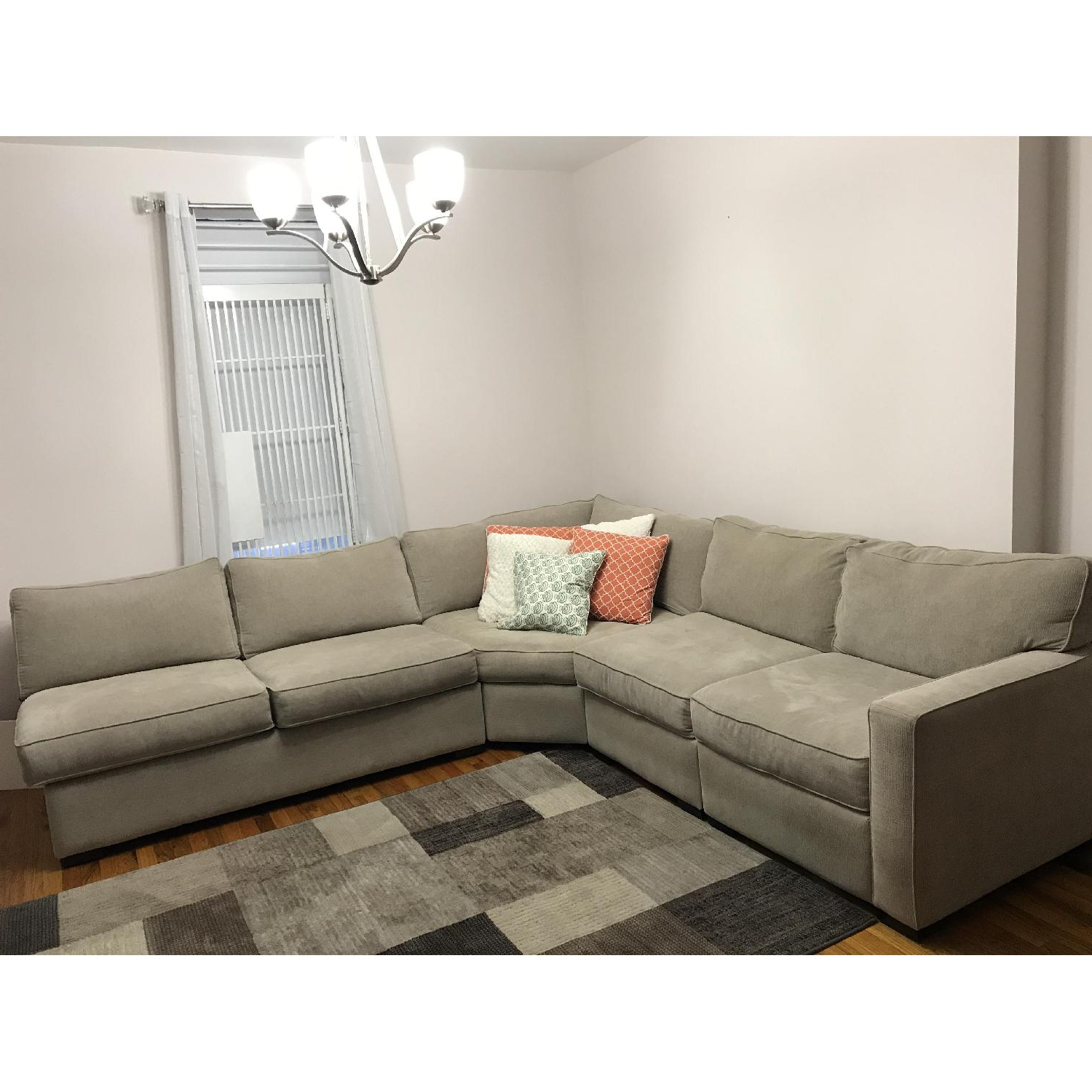 Magnolia Home Homestead 4 Piece Sectionals By Joanna Gaines Pertaining To Newest Magnolia Home Joanna Gaines Homestead Threece Sectional Sofa Destin (View 12 of 20)