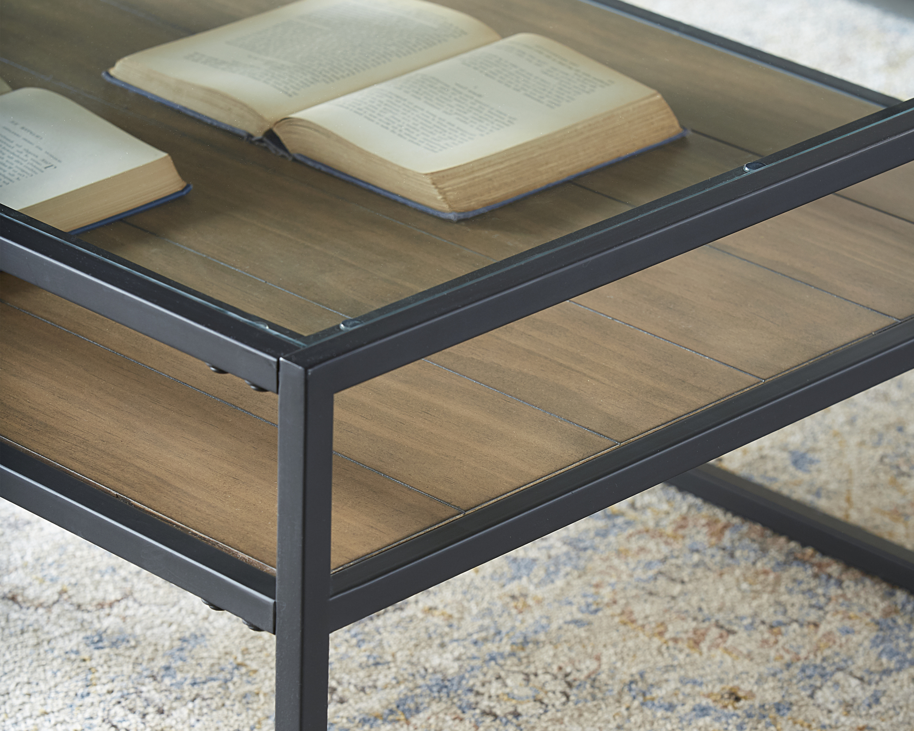 Magnolia Home Showcase Cocktail Tables Within Most Recent Showcase Coffee Table – Magnolia Home (View 7 of 20)