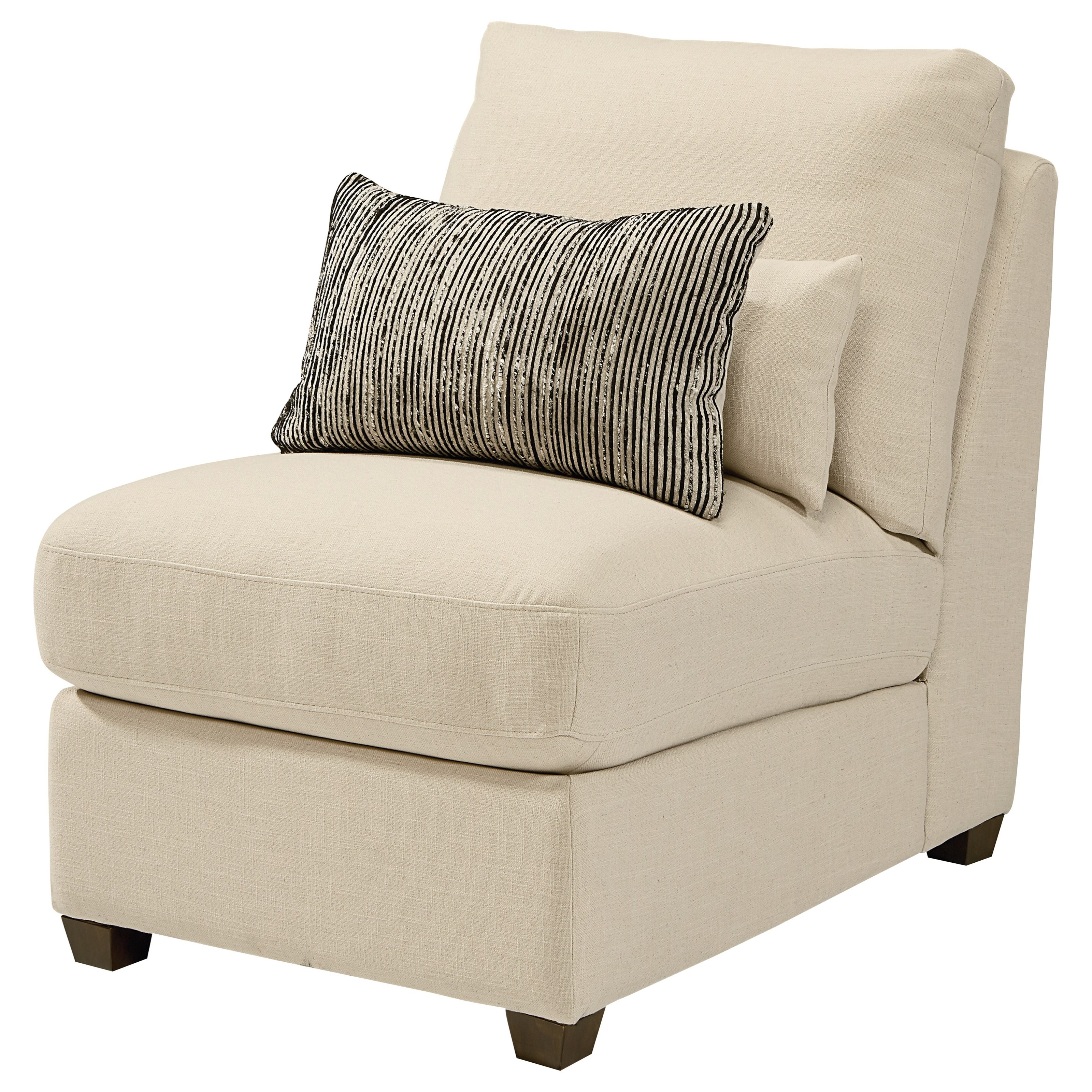 Magnolia Homejoanna Gaines Homestead Armless Chair With In Favorite Magnolia Home Homestead 4 Piece Sectionals By Joanna Gaines (View 18 of 20)