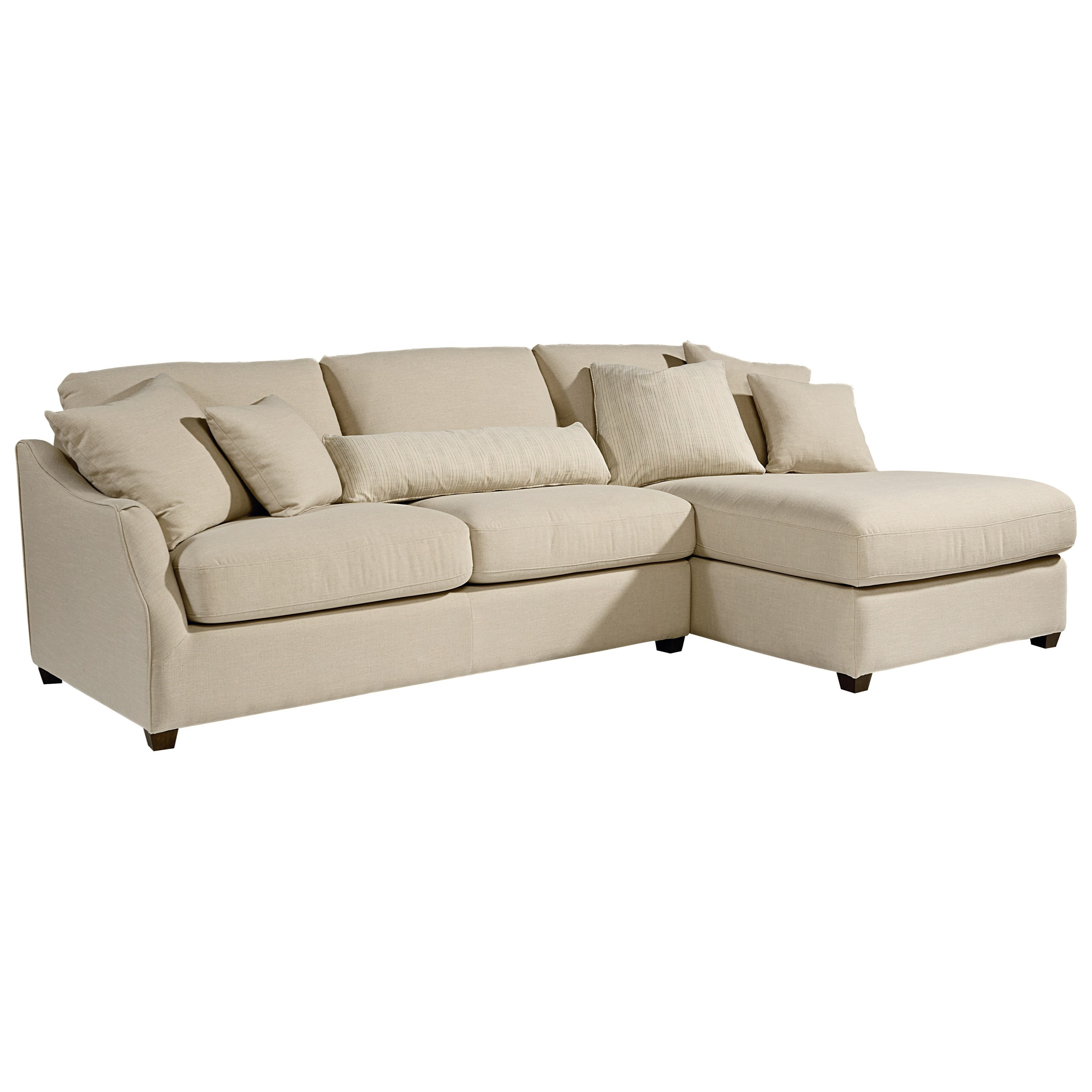 Magnolia Homejoanna Gaines Homestead Sofa Chaise With Laf Chaise Regarding Newest Magnolia Home Homestead 3 Piece Sectionals By Joanna Gaines (View 18 of 20)