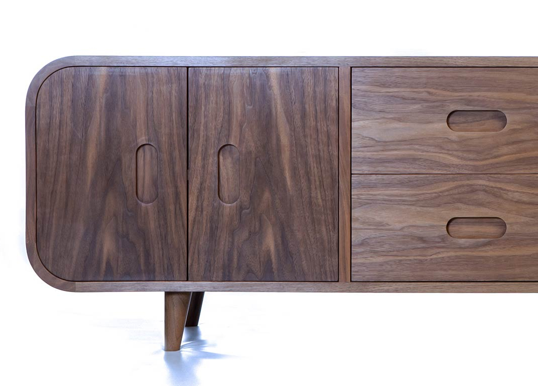 Makers' Eye Intended For Walnut Small Sideboards (View 6 of 20)