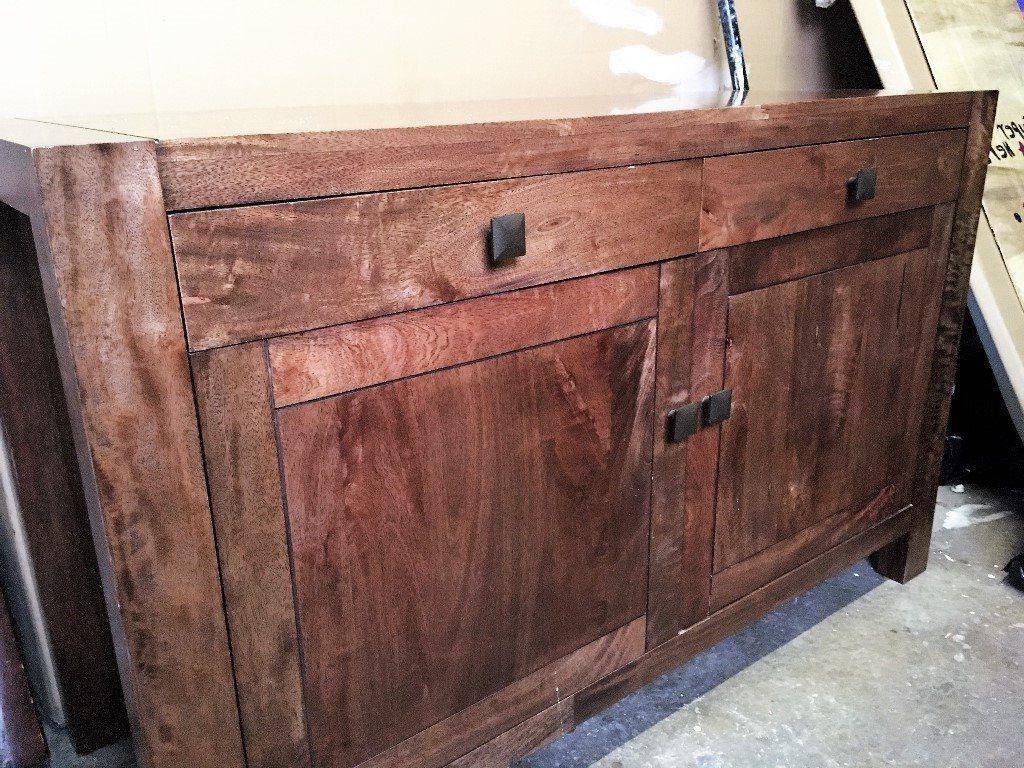 Mango Wood 2 Door/2 Drawer Sideboards Throughout Fashionable Next Dakota Sideboard – 2 Door / 2 Drawer Mango Wood (Gallery 13 of 20)
