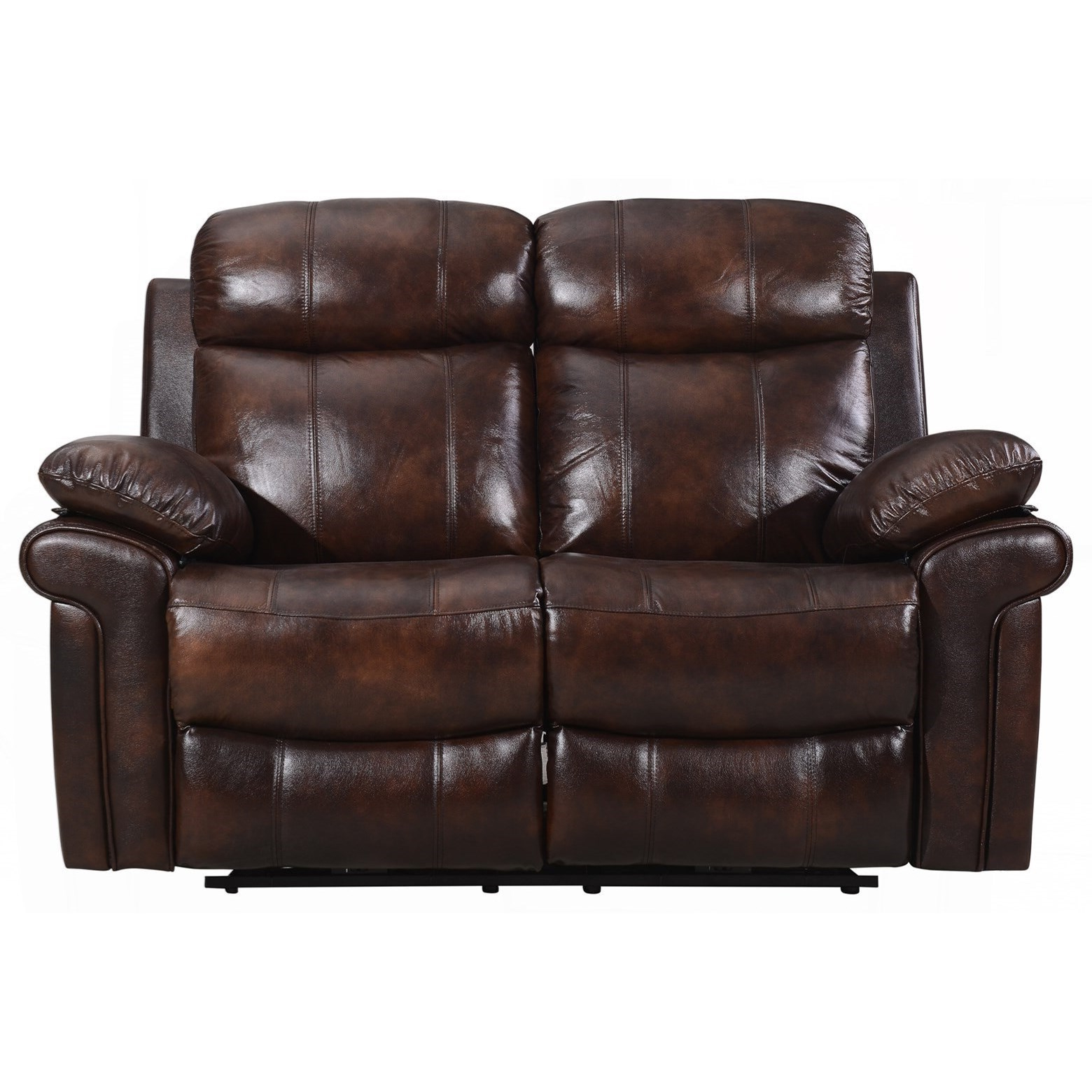 Marcus Chocolate 6 Piece Sectionals With Power Headrest And Usb In Popular Leather And Faux Leather Furniture (View 16 of 20)