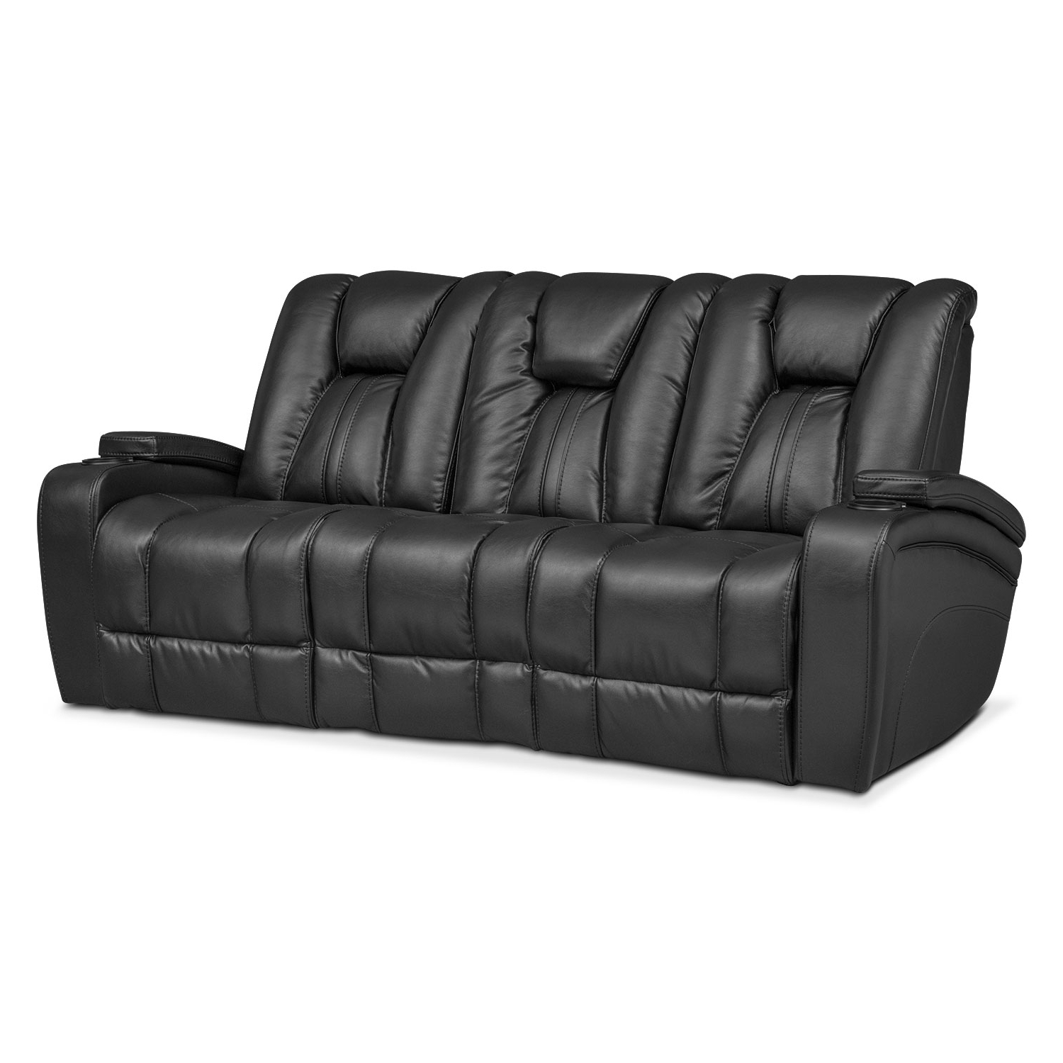 Marcus Grey 6 Piece Sectionals With  Power Headrest & Usb With Famous Sofas & Couches (View 14 of 20)