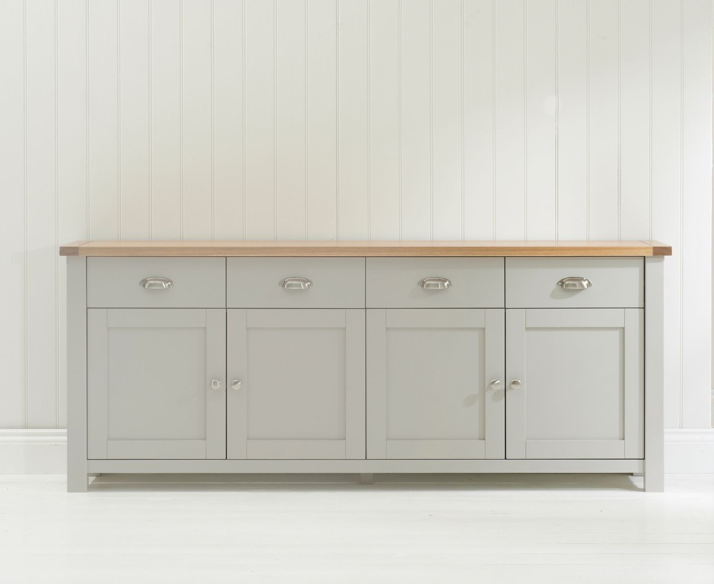 [%Mark Harris Sandringham Oak & Grey Sideboard Xl | Up To 40% Sales Now On With Most Up To Date Rani 4 Door Sideboards|Rani 4 Door Sideboards Within 2018 Mark Harris Sandringham Oak & Grey Sideboard Xl | Up To 40% Sales Now On|Most Popular Rani 4 Door Sideboards For Mark Harris Sandringham Oak & Grey Sideboard Xl | Up To 40% Sales Now On|Popular Mark Harris Sandringham Oak & Grey Sideboard Xl | Up To 40% Sales Now On With Rani 4 Door Sideboards%] (View 1 of 20)
