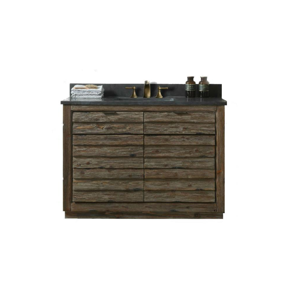 Mid Burnt Oak 71 Inch Sideboards In 2018 Rustic – Vanities With Tops – Bathroom Vanities – The Home Depot (View 6 of 20)