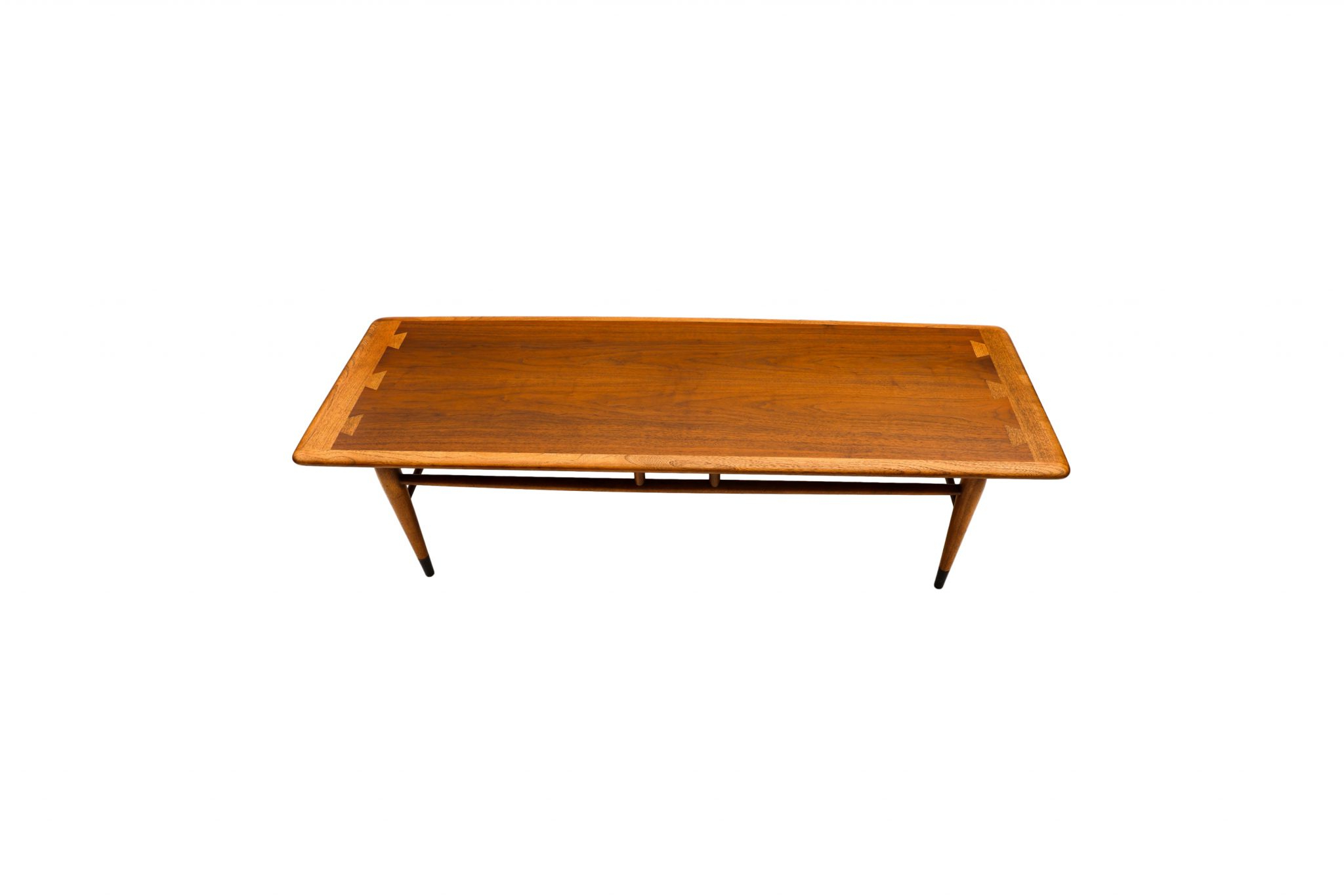 Mid Century Modern Egg Tables In Current Mid Century Modern Furniture Lane Coffee Table Inlaid Dovetail – (View 12 of 20)